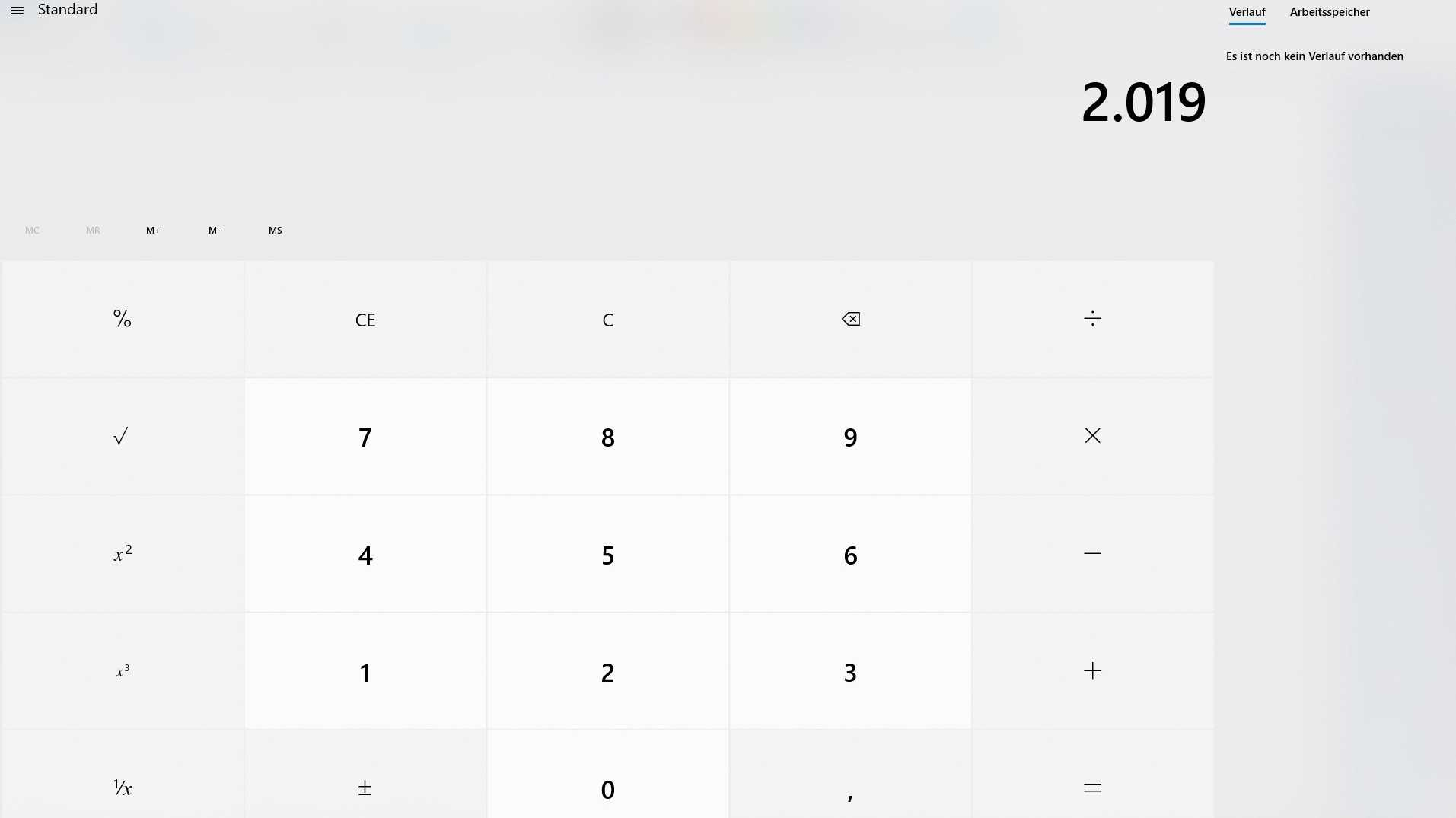 Nie wieder Kopfrechnen: Windows Calculator wird Open Source