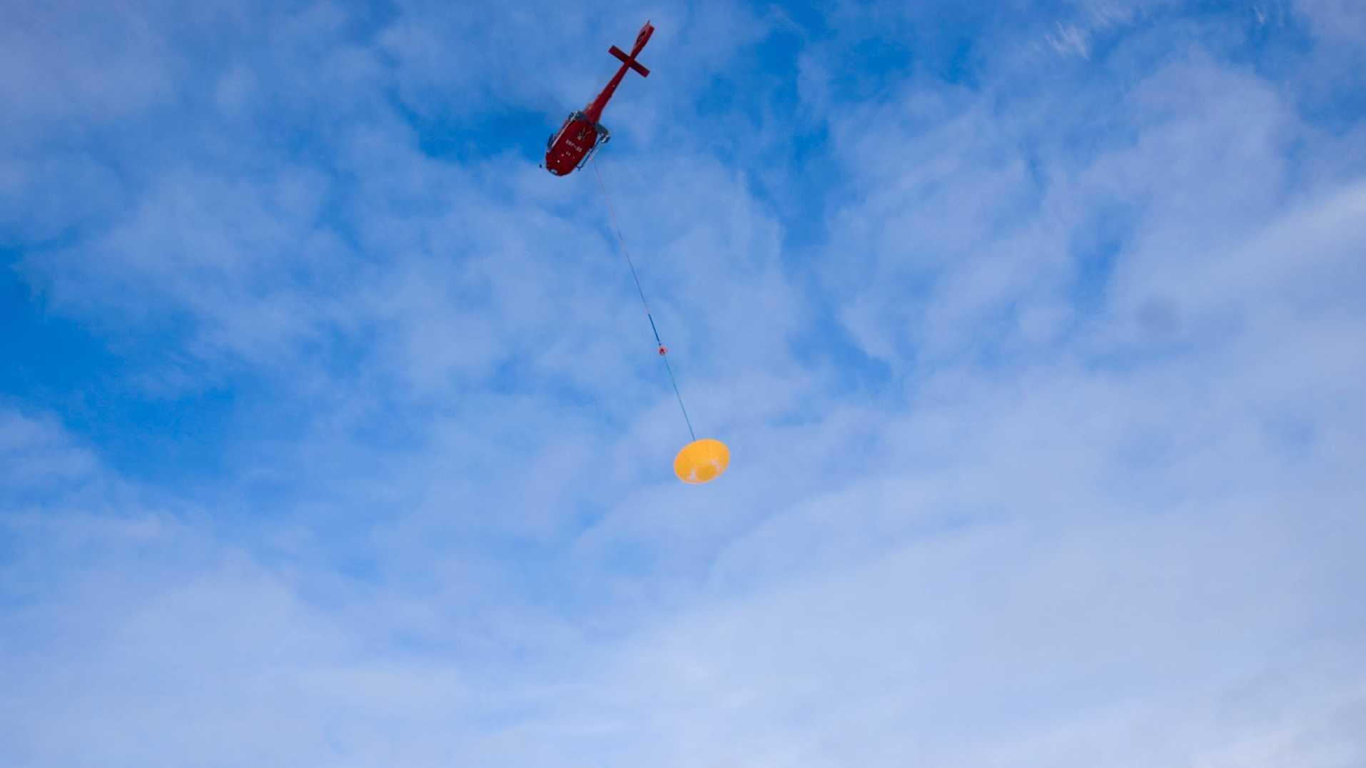 ExoMars: Europäer und Russen testen riesigen Fallschirm für Mars-Landung