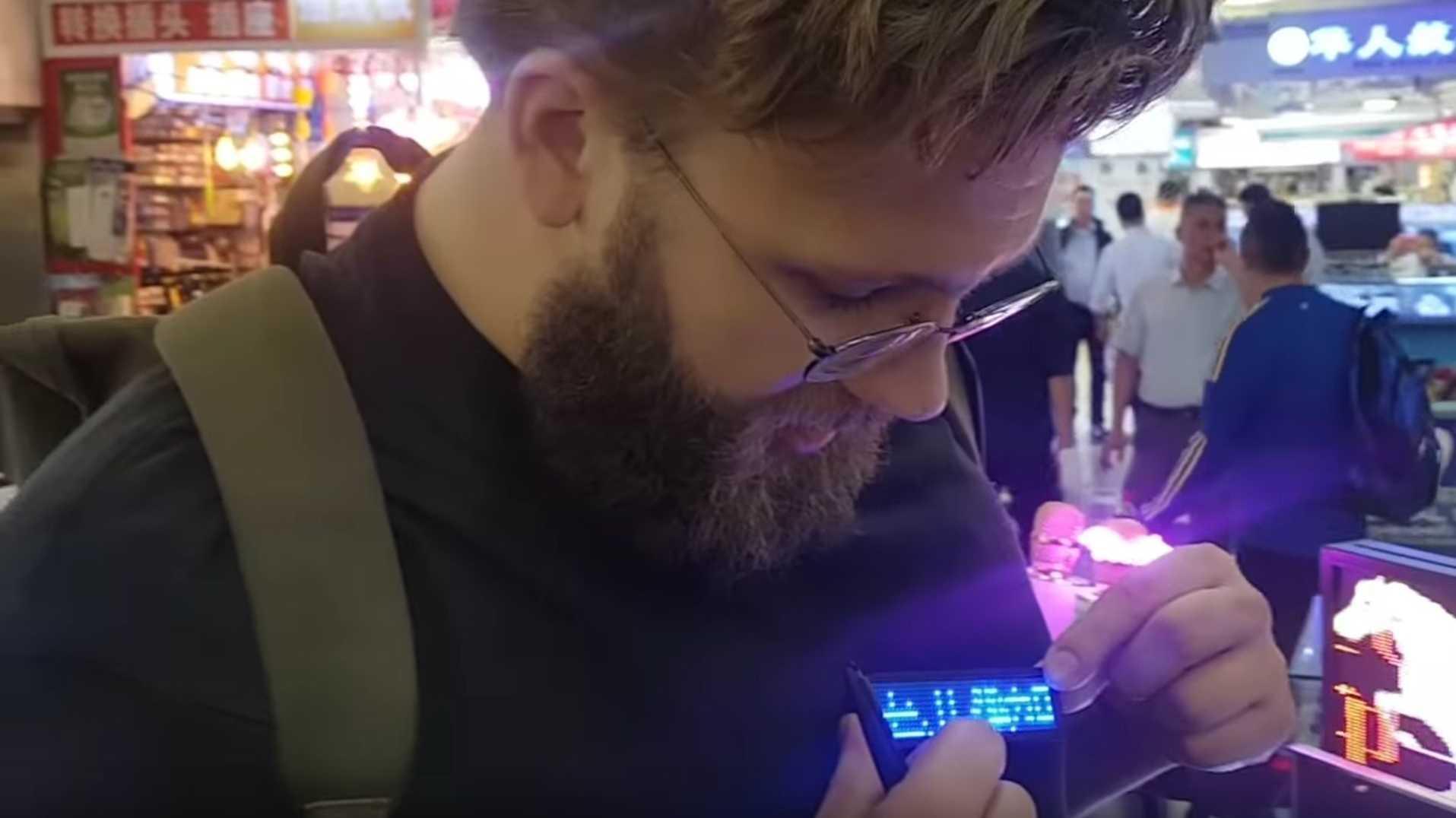 Videorundgang: Ein Besuch im größten Elektronik-Markt der Welt