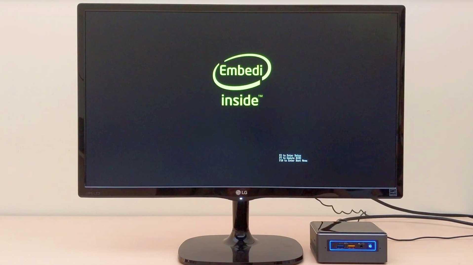 Intels NUCs: Viele Mini-PCs mit unzureichendem BIOS-Schutz