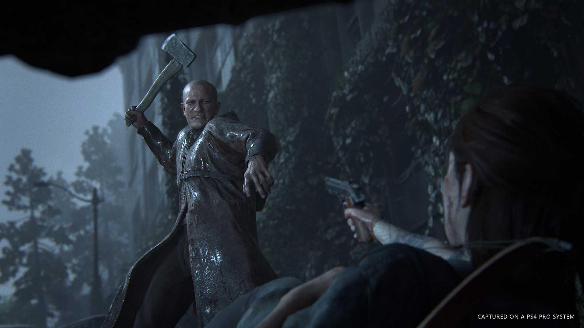 The Last of Us 2: Zärtlichkeiten und Gewalt vor majestätischer Kulisse