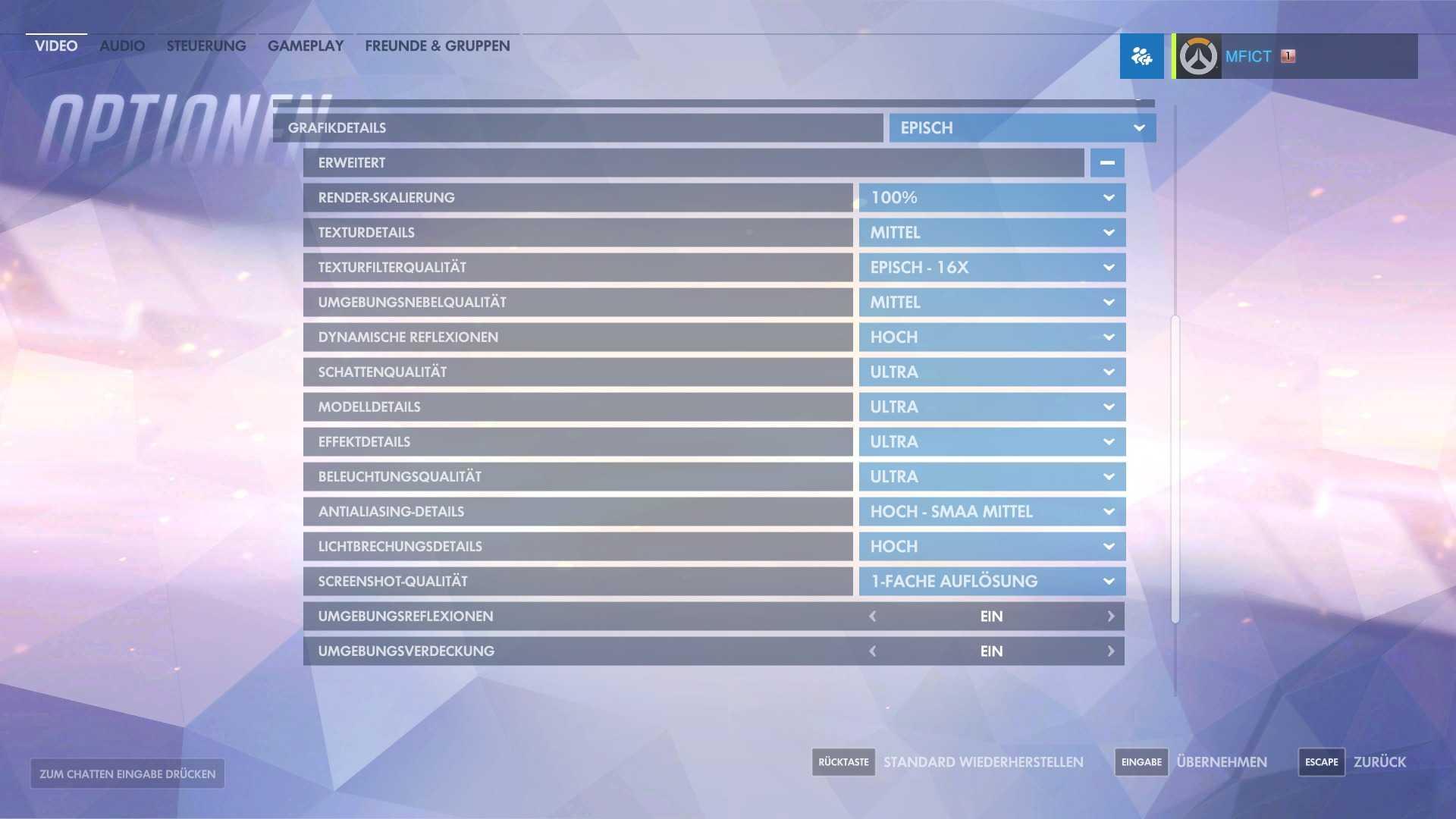 Overwatch: Performance, Tuning und Hardware-Voraussetzungen | c\'t ...