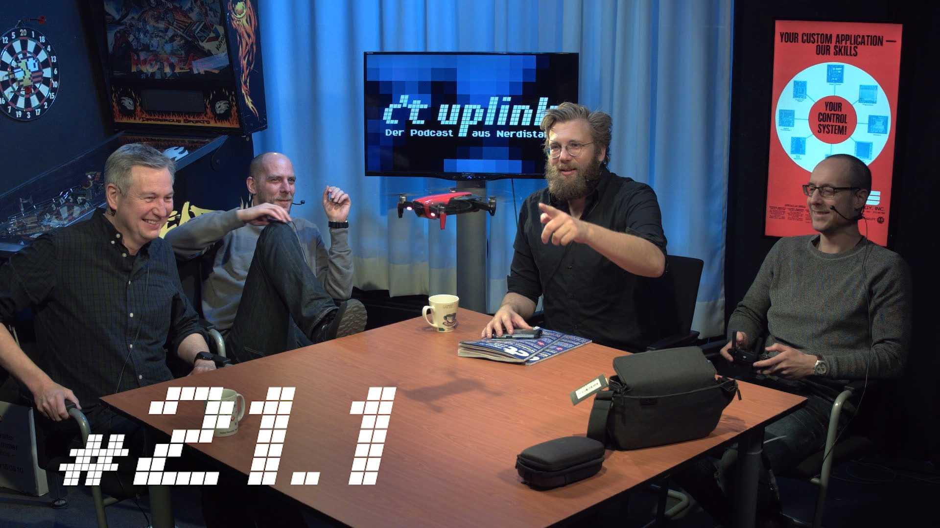 c't uplink 21.0: Ryzen-Vega-CPUs, Strava Heatmaps, Allround-Displays