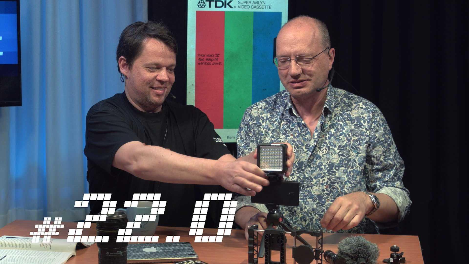 c't uplink 22.0: Handy-Videos im Profi-Look, autonome Busse, CPU-Guide