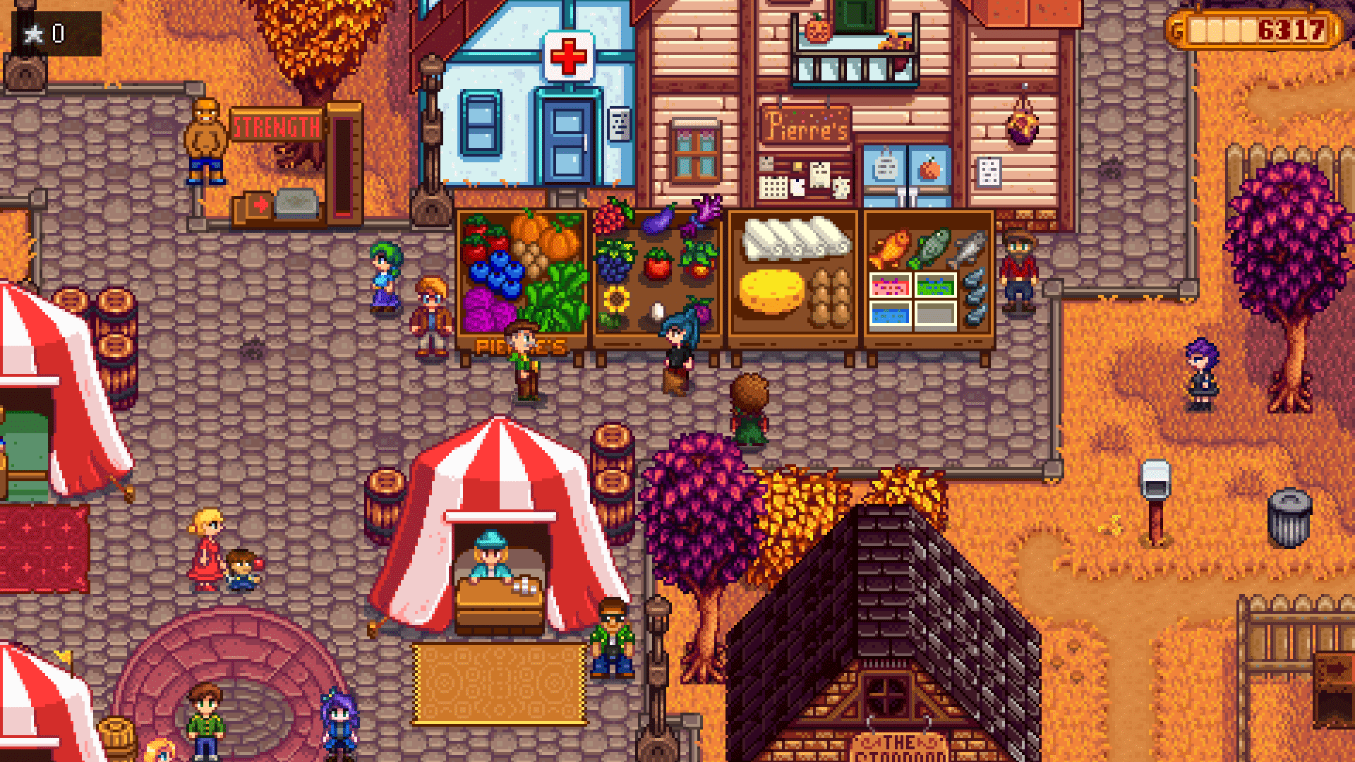 Stardew Valley Event