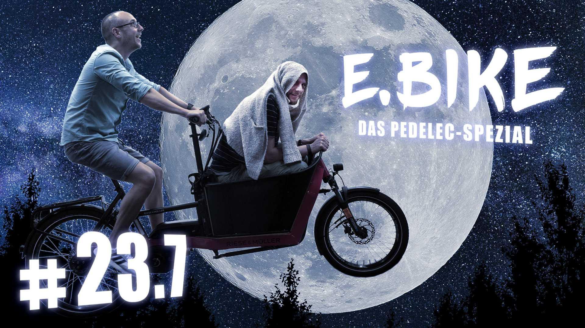 c't uplink 23.7: Wie man das richtige E-Bike findet