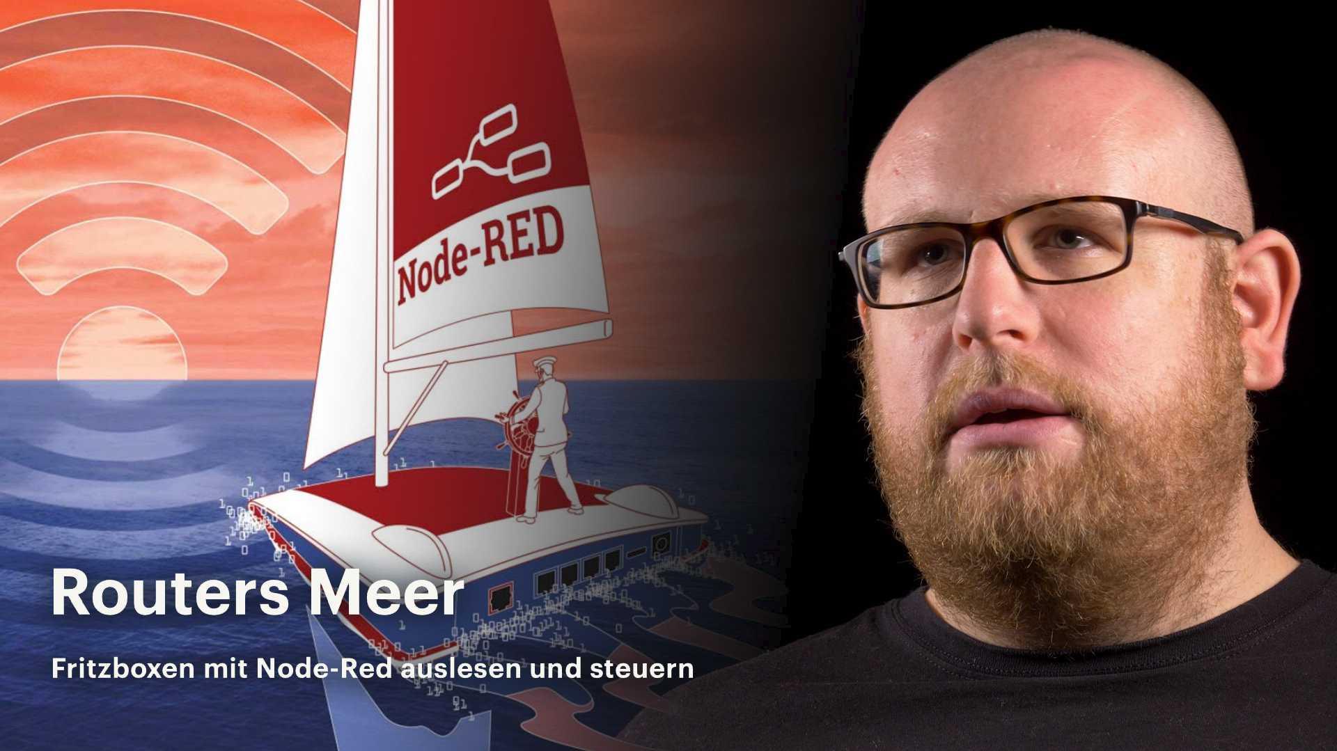 nachgehakt: Fritzboxen mit Node-Red auslesen und steuern