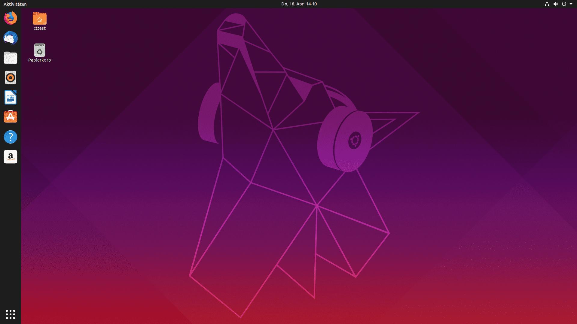 Ubuntu 19.04: Flinker ohne große Änderungen
