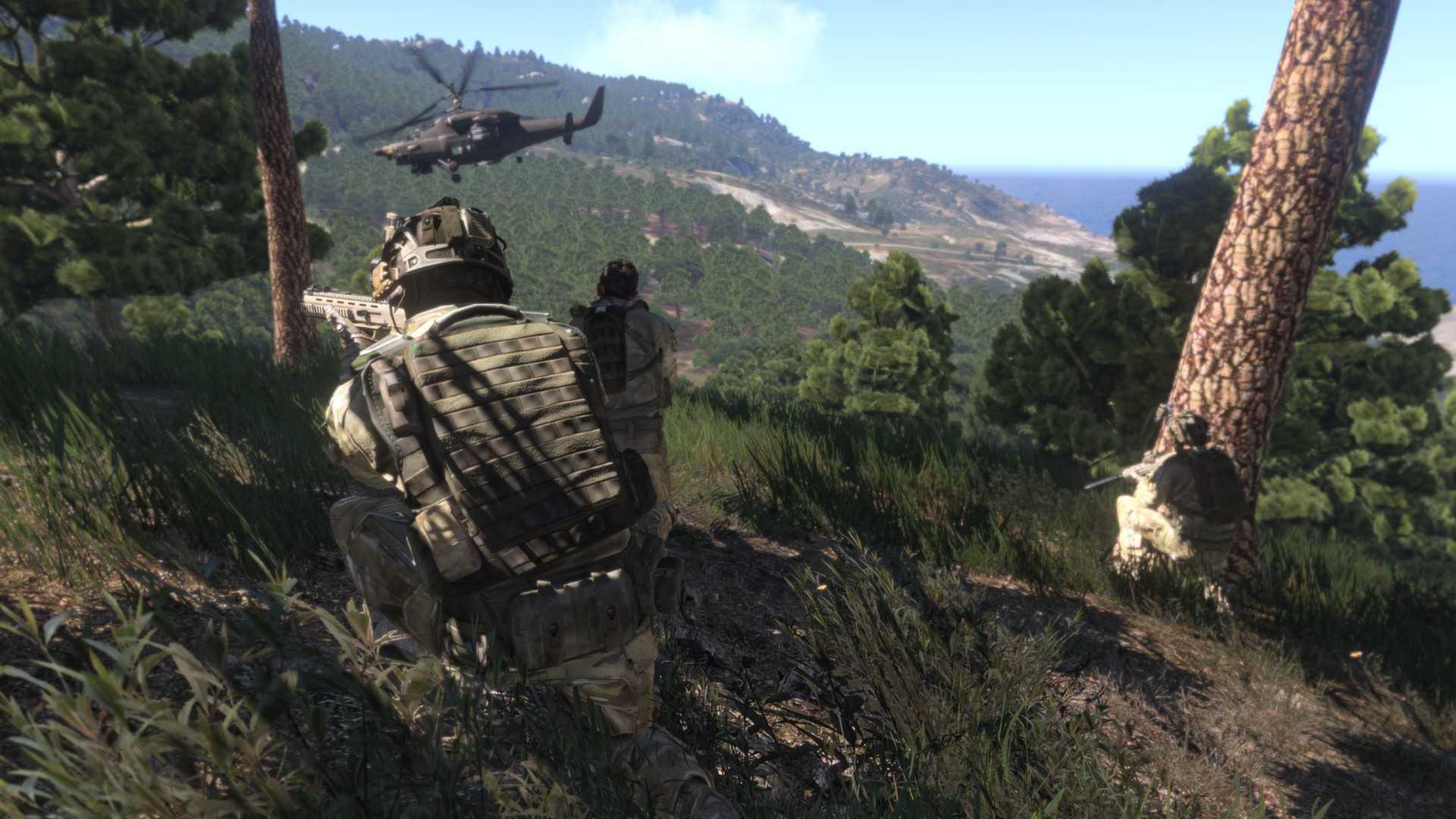 Das Ende von Gamespy betrifft auch aktuelle Spiele wie die Kriegssimulation Arma 3.