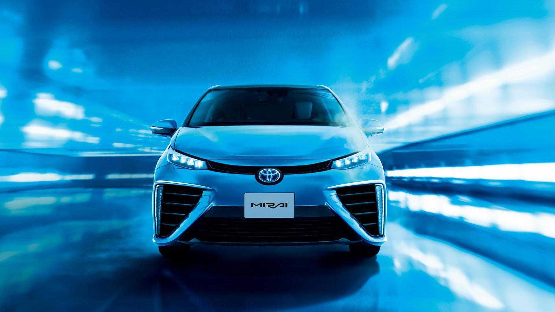 Toyota erhöht Produktion seines Brennstoffzellenautos Mirai