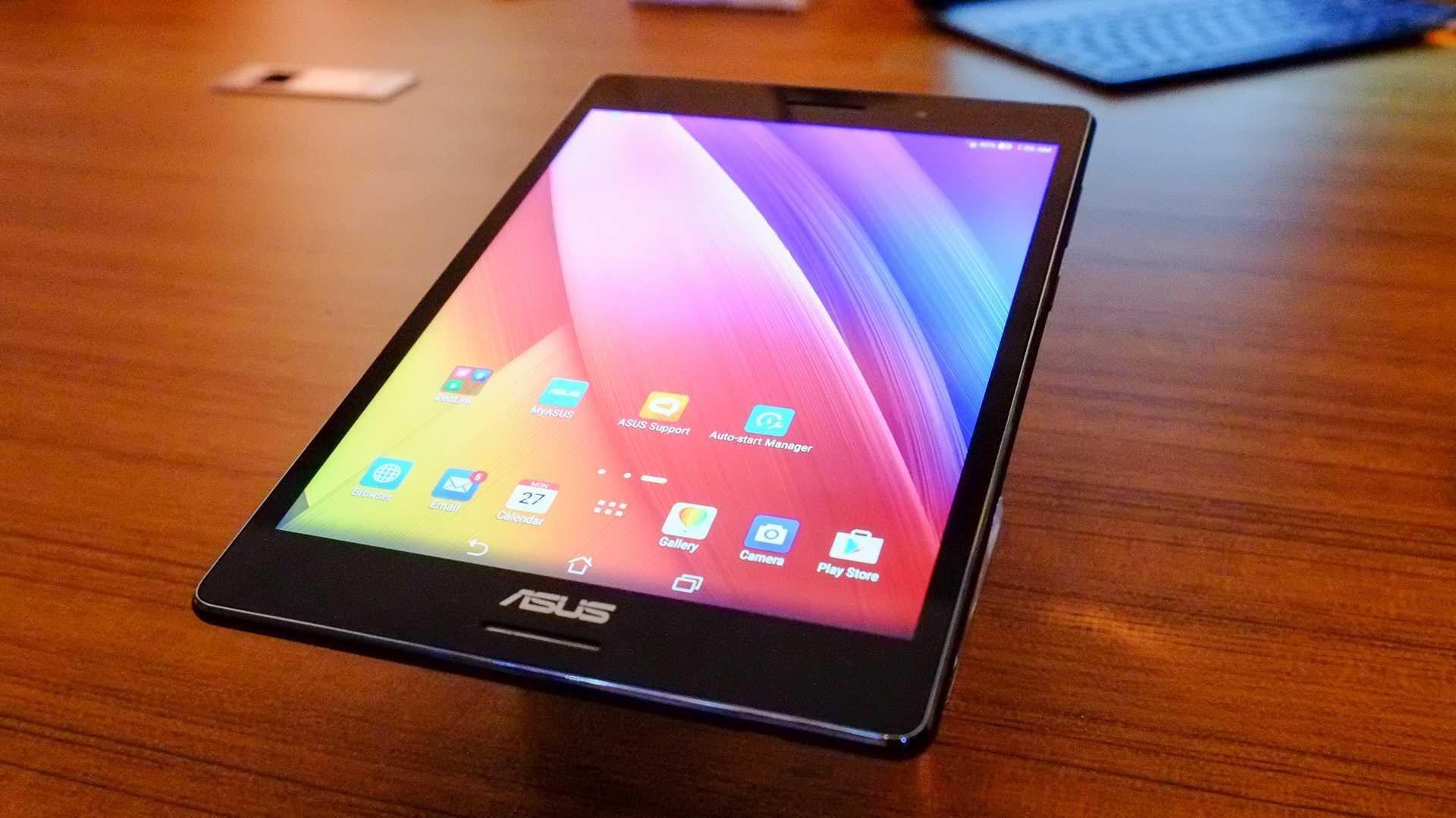Computex: 8-Zoll-Tablet mit Typ-C-Buchse und Stift von Asus