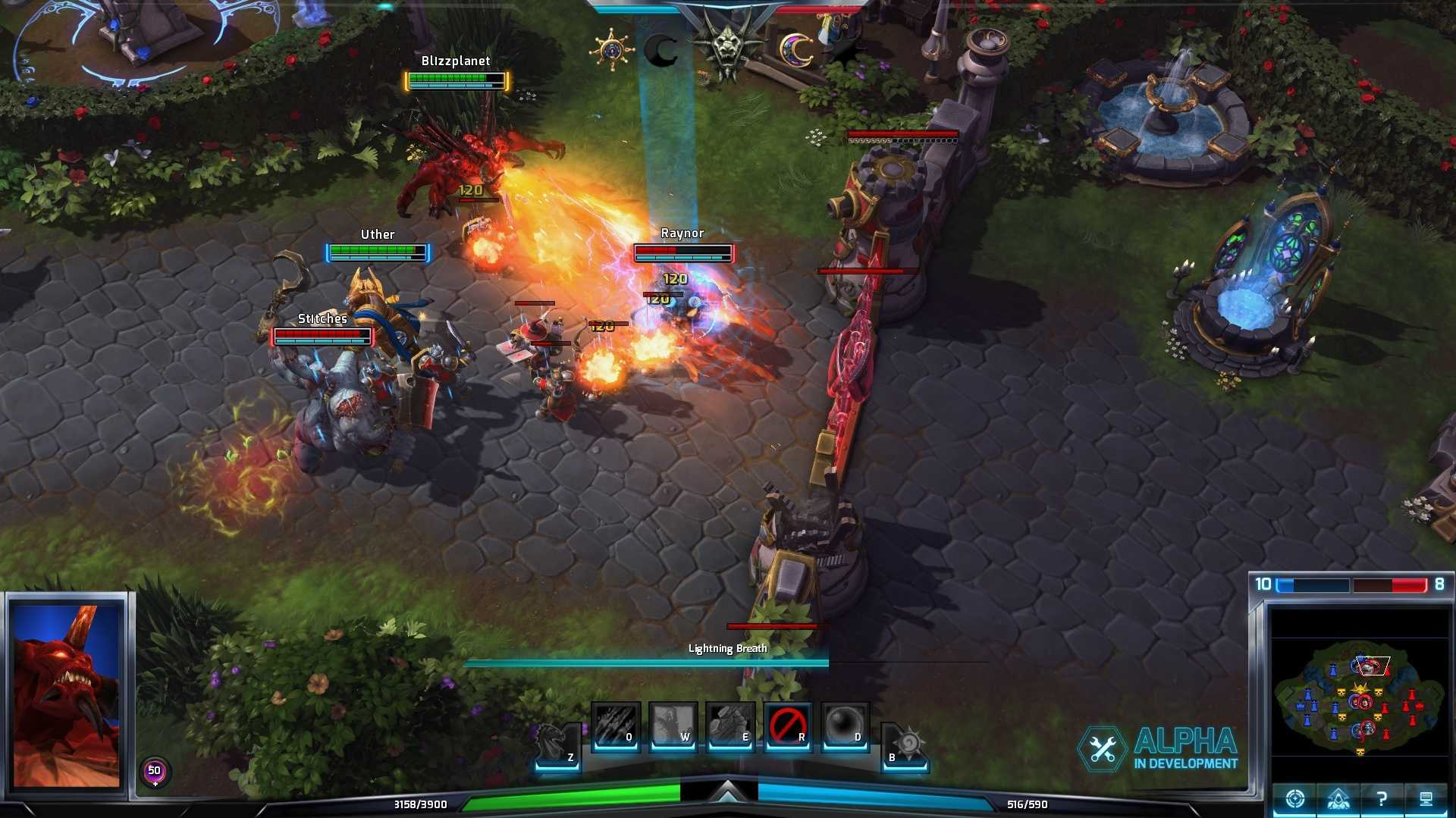 """Heroes of the Storm"" als Free-to-Play-Titel für OS X"