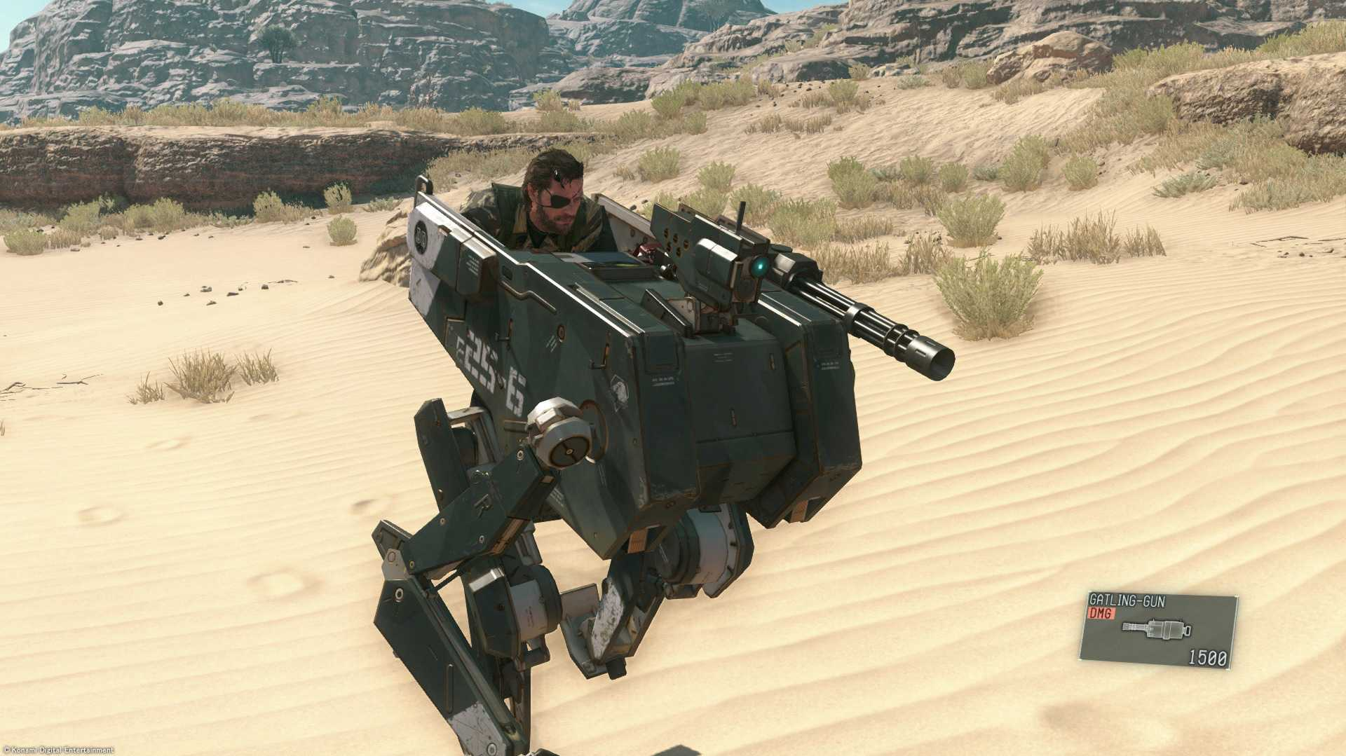 E3: Metal Gear Solid V