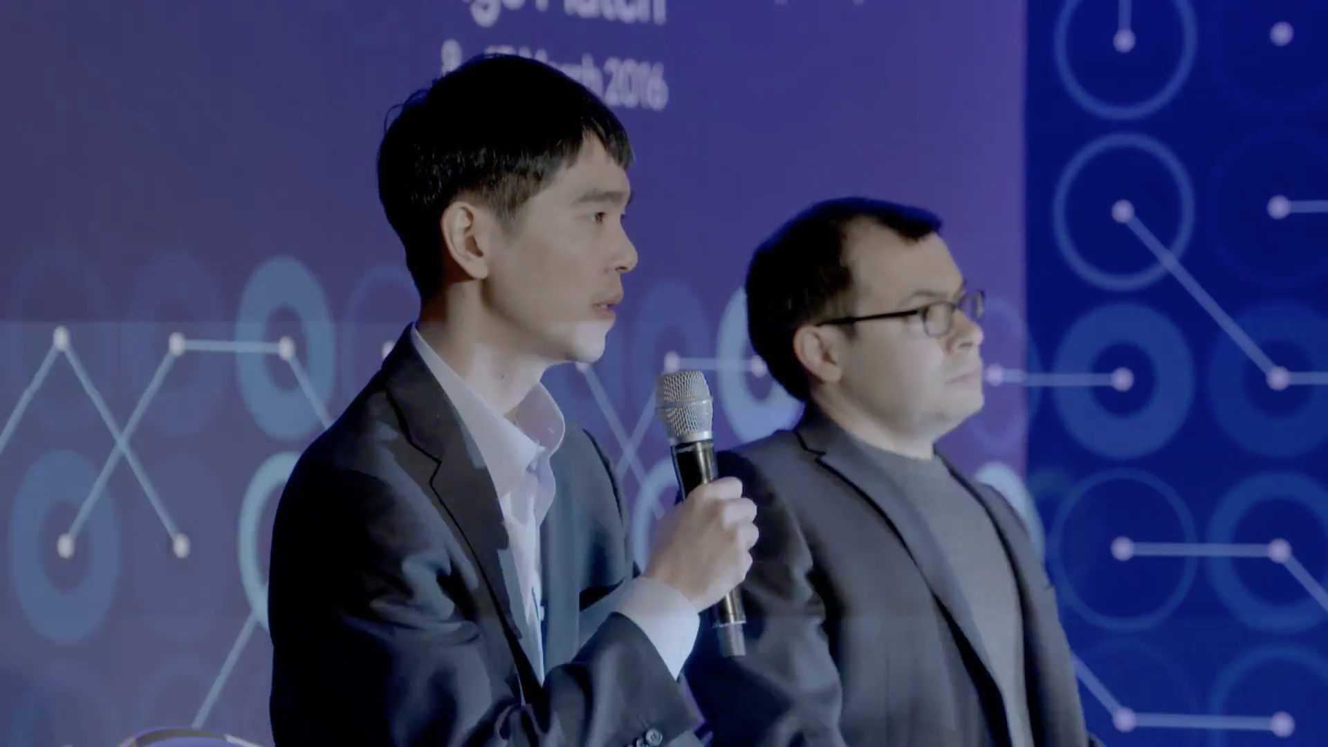 Pressekonferenz Google DeepMind