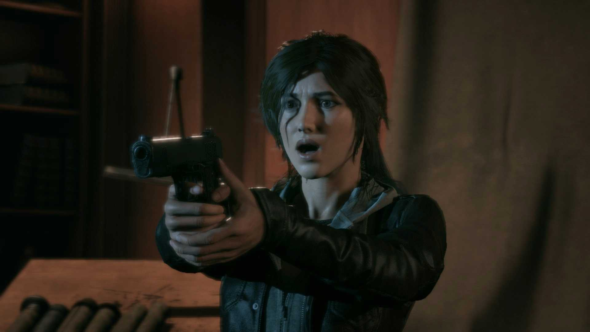 Selbst bei maximaler Detailstufe laufen aktuelle Spiele wie Rise of the Tomb Raider flüssig und sehen klasse aus.