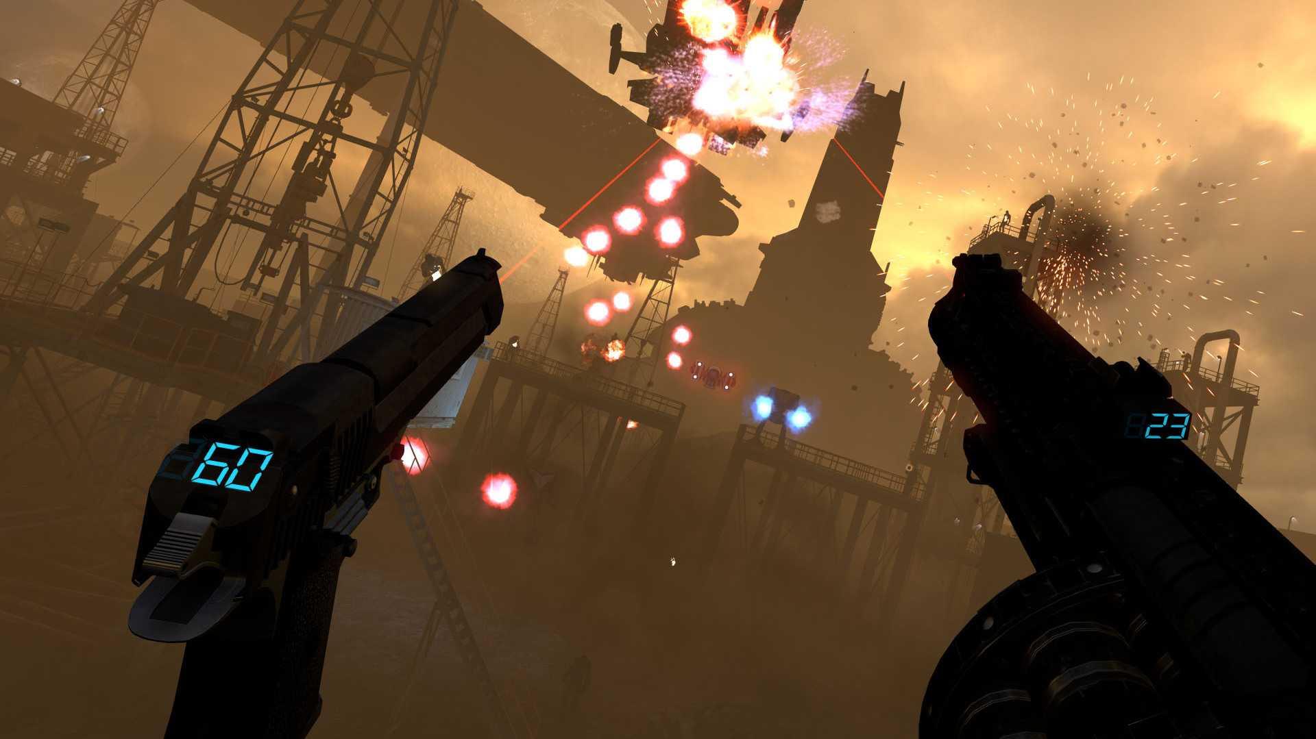 Serious Sam, Batman, Resident Evil, Star Trek, Final Fantasy, Fallout, Doom: Jetzt kommen die großen VR-Titel