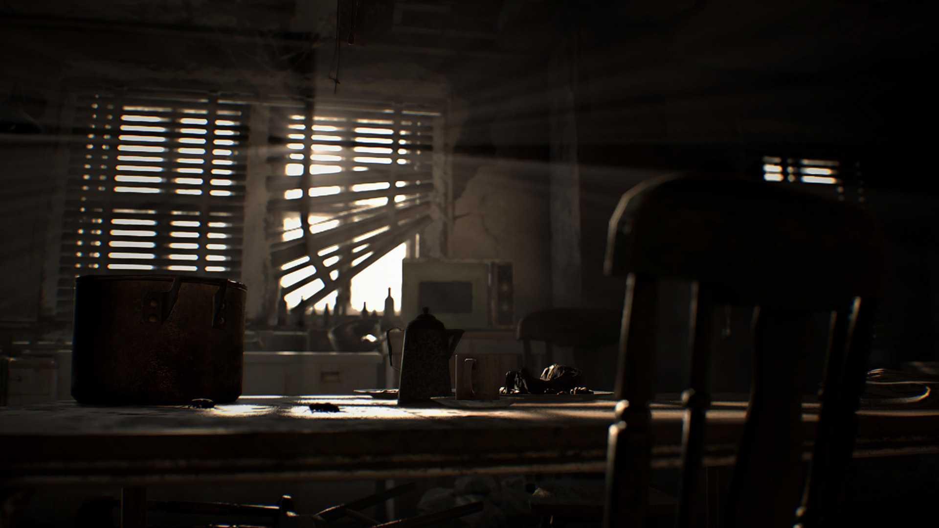 Resident Evil 7 setzt auf langsamen Found-Footage-Survival-Horror