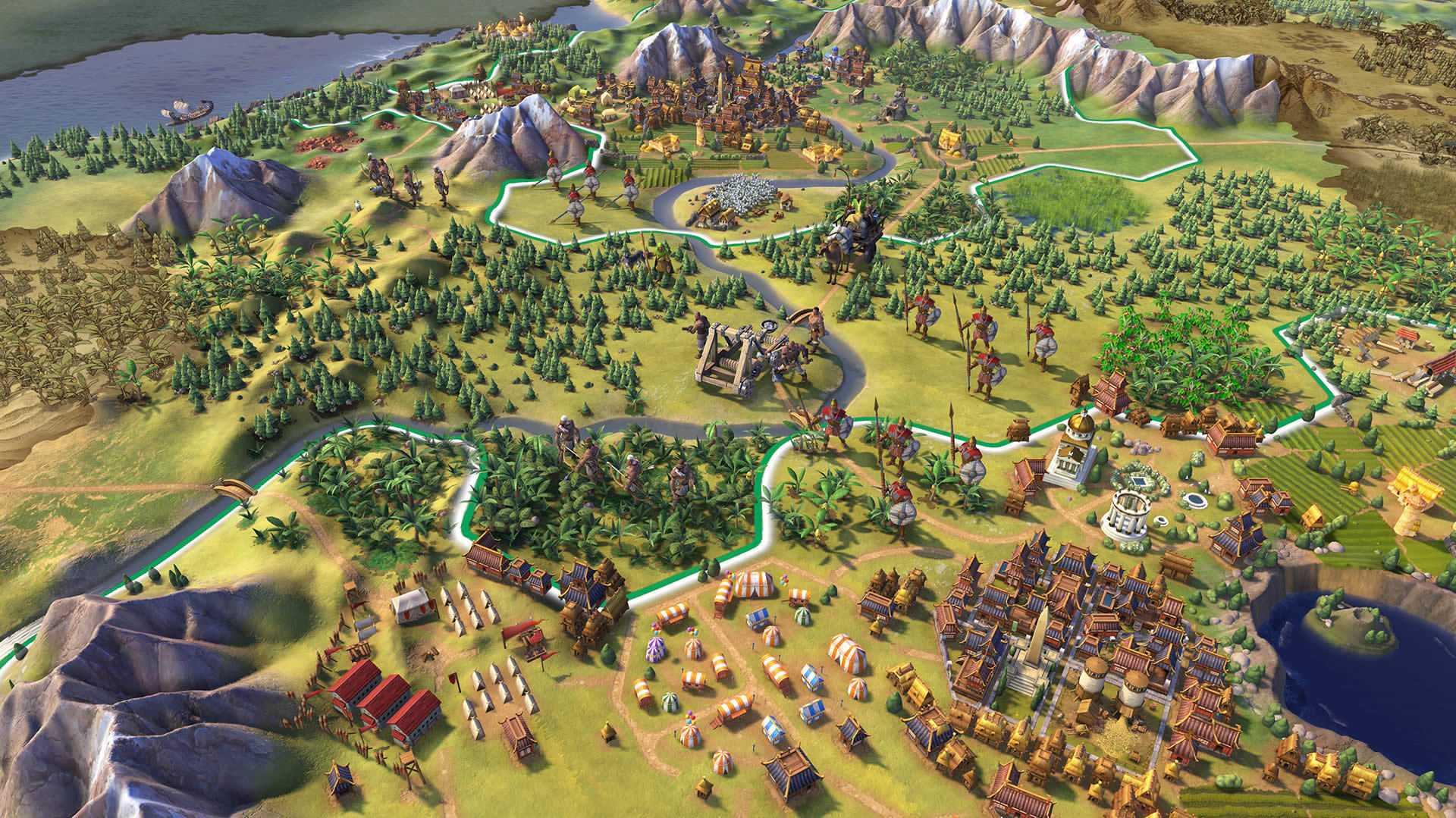 Details zu Civilization VI