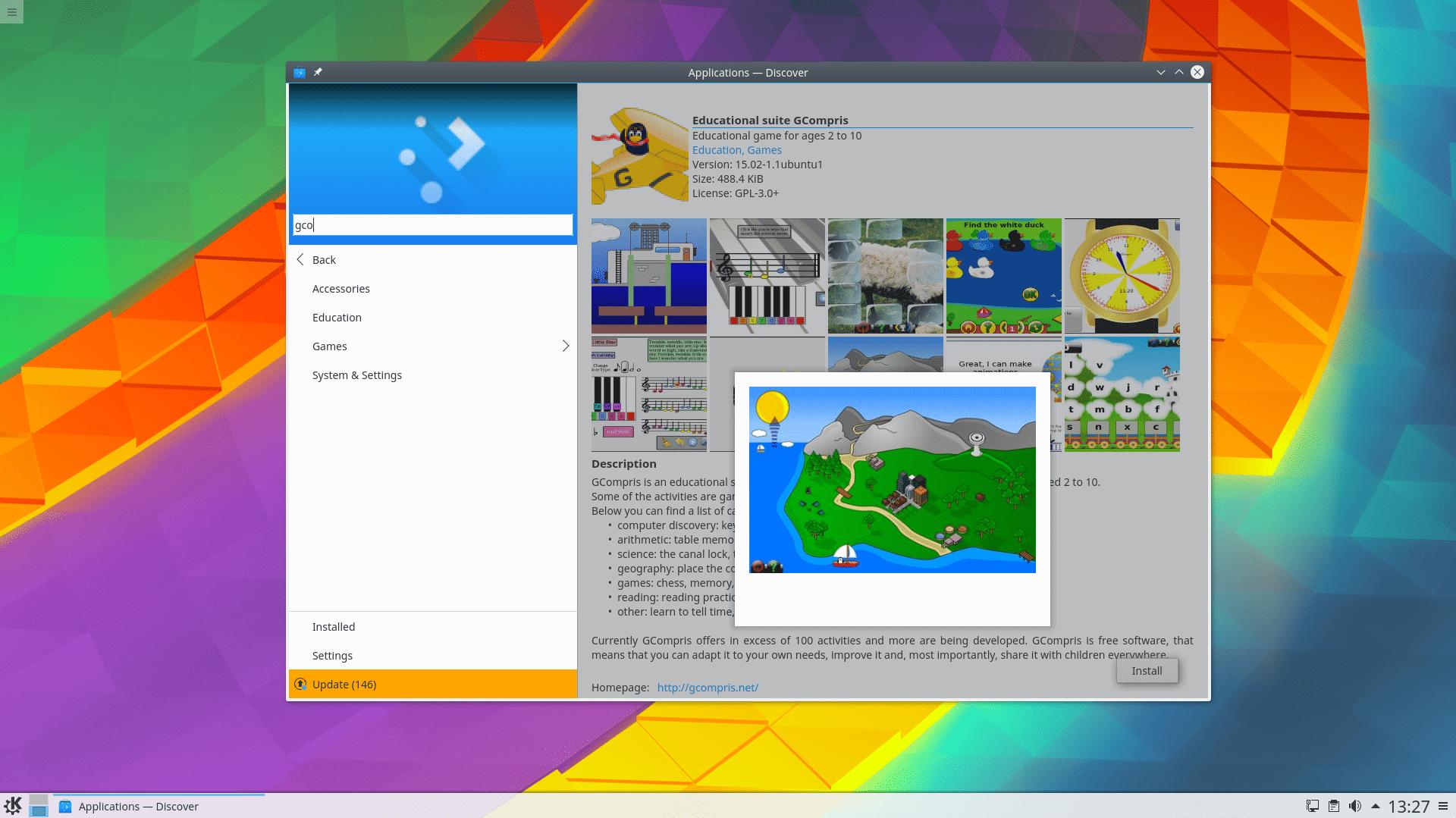 KDE Plasma 5.8