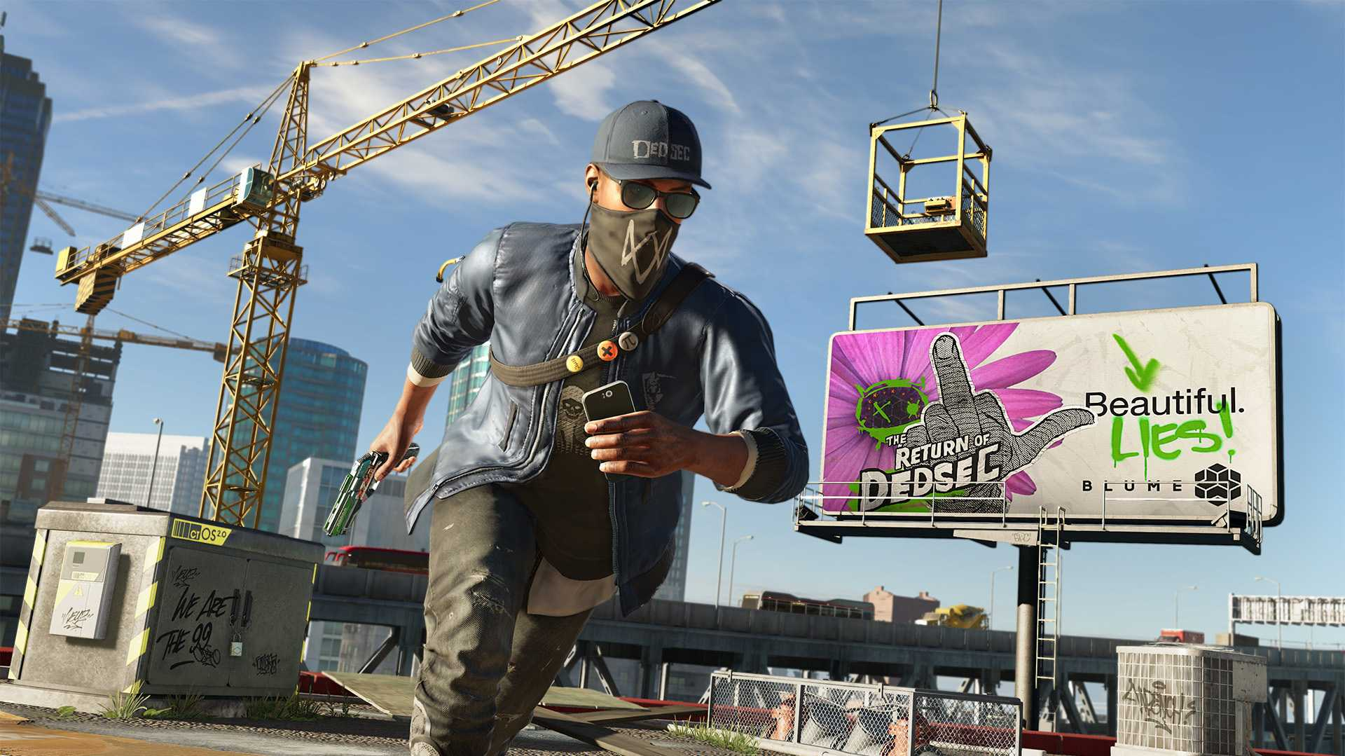 Watch Dogs 2: Ubisoft entfernt mit Update zu detaillierte Vulva