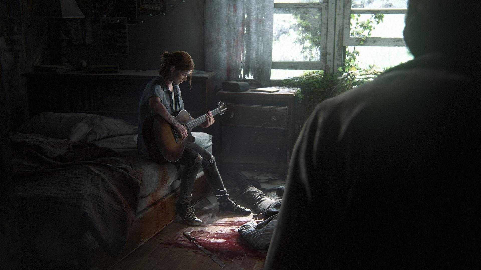 The Last Of US 2 führt die Endzeit-Story auf der PS4 fort. Ein Release-Termin ist bislang unbekannt.