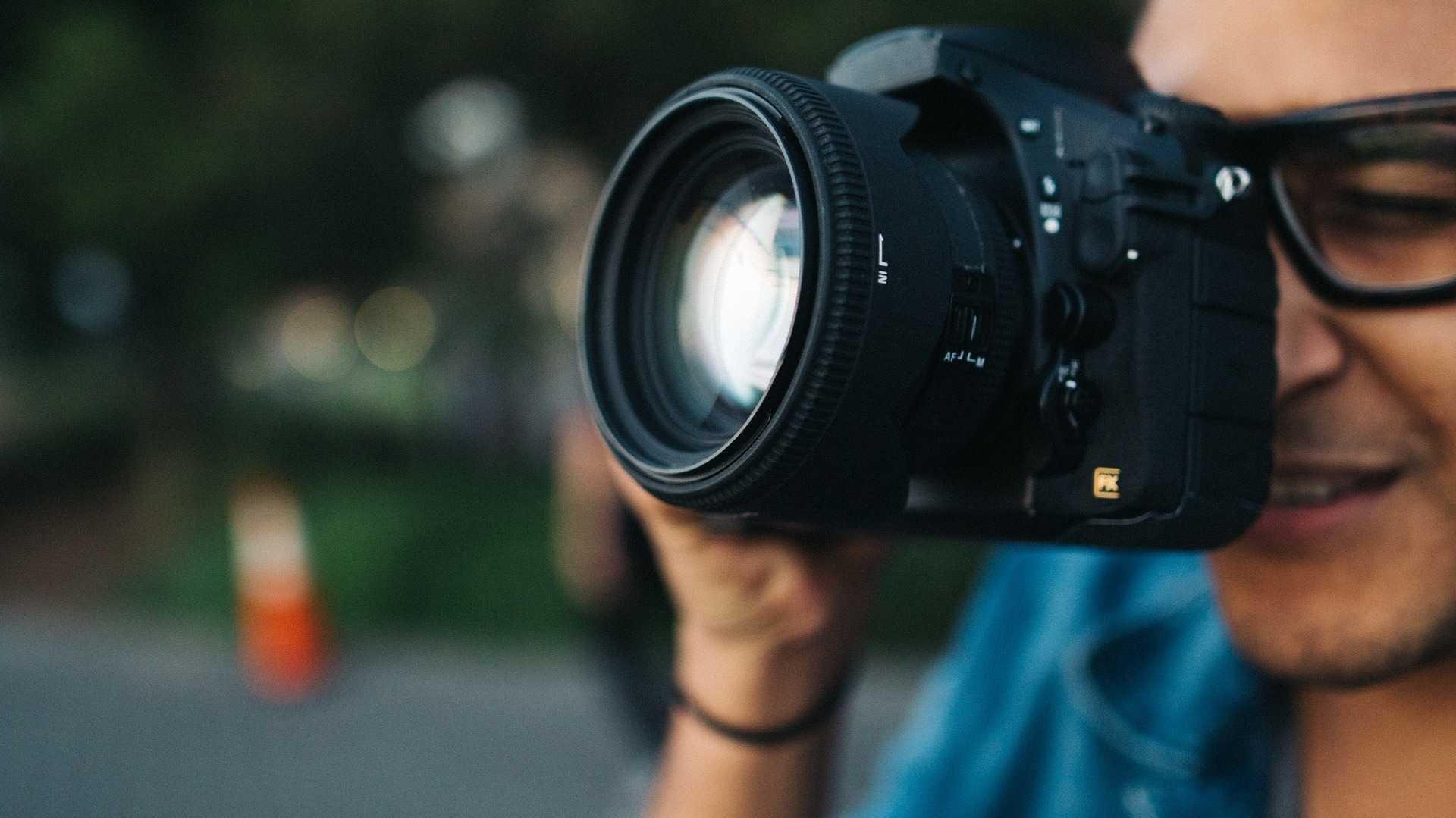 Hintergrund: Kamera-Verschlüsse