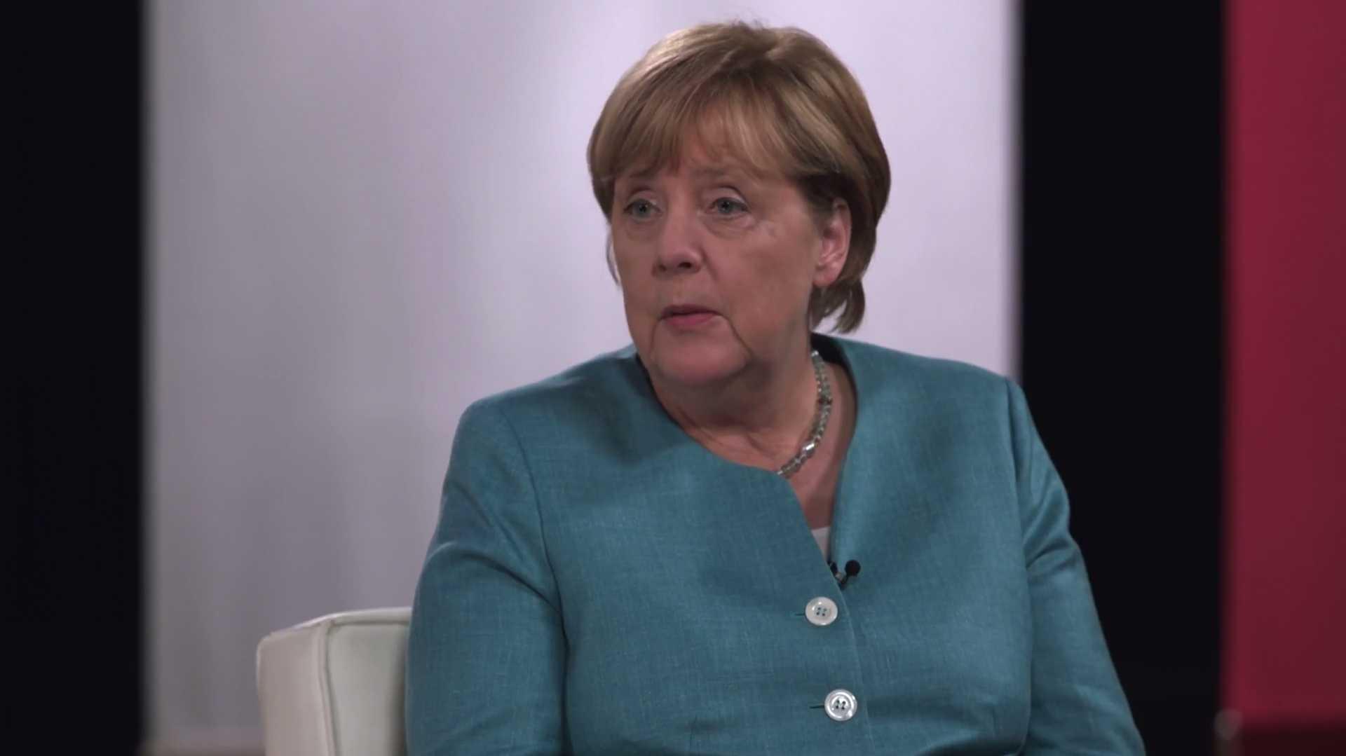 Merkel im Interview mit Youtubern: Keine Angst vor Drittem Weltkrieg