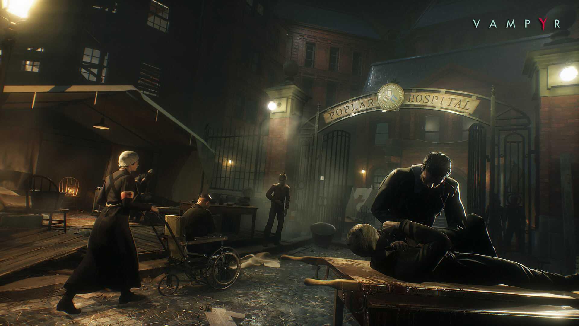 Gamescom 2017: Vampyr: Blutsauger mit Skrupeln