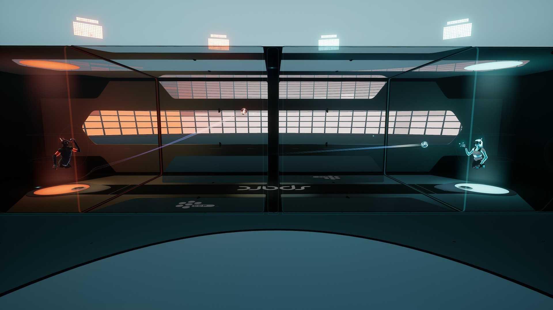 """VR-Sport-Spiel """"Sparc"""" für die PlayStation VR"""