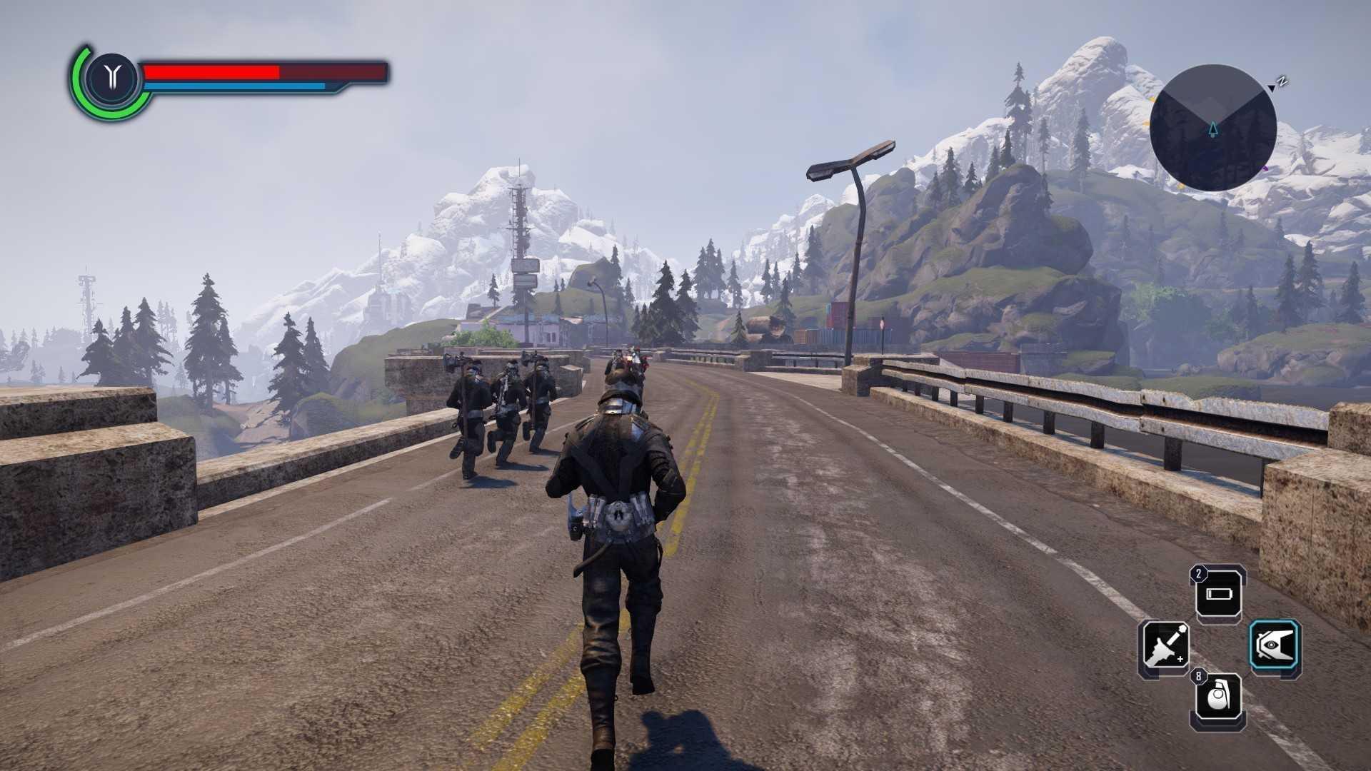Das Rollenspiel ELEX bietet eine große, offene Welt. Überall gibt es etwas zu entdecken.
