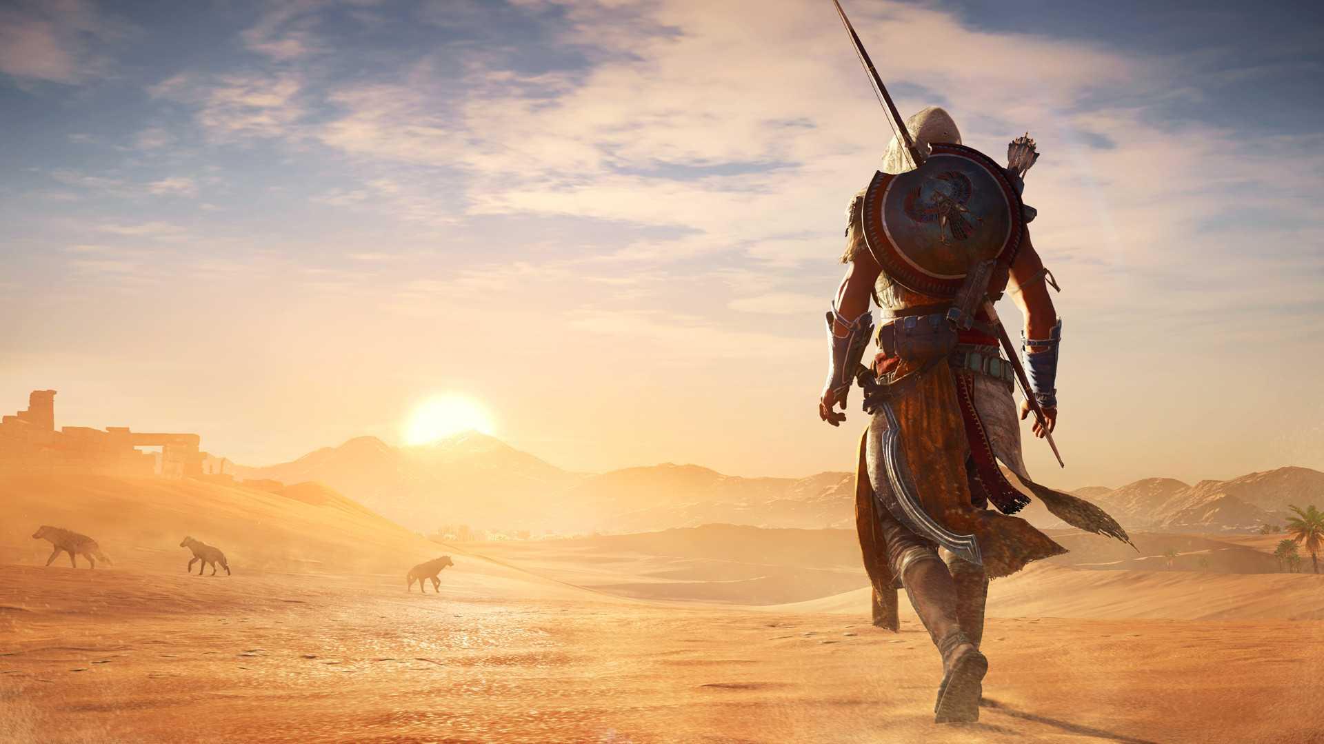 Denuvo und VMProtect angeblich Schuld an hoher CPU-Last in Assassin's Creed Origins