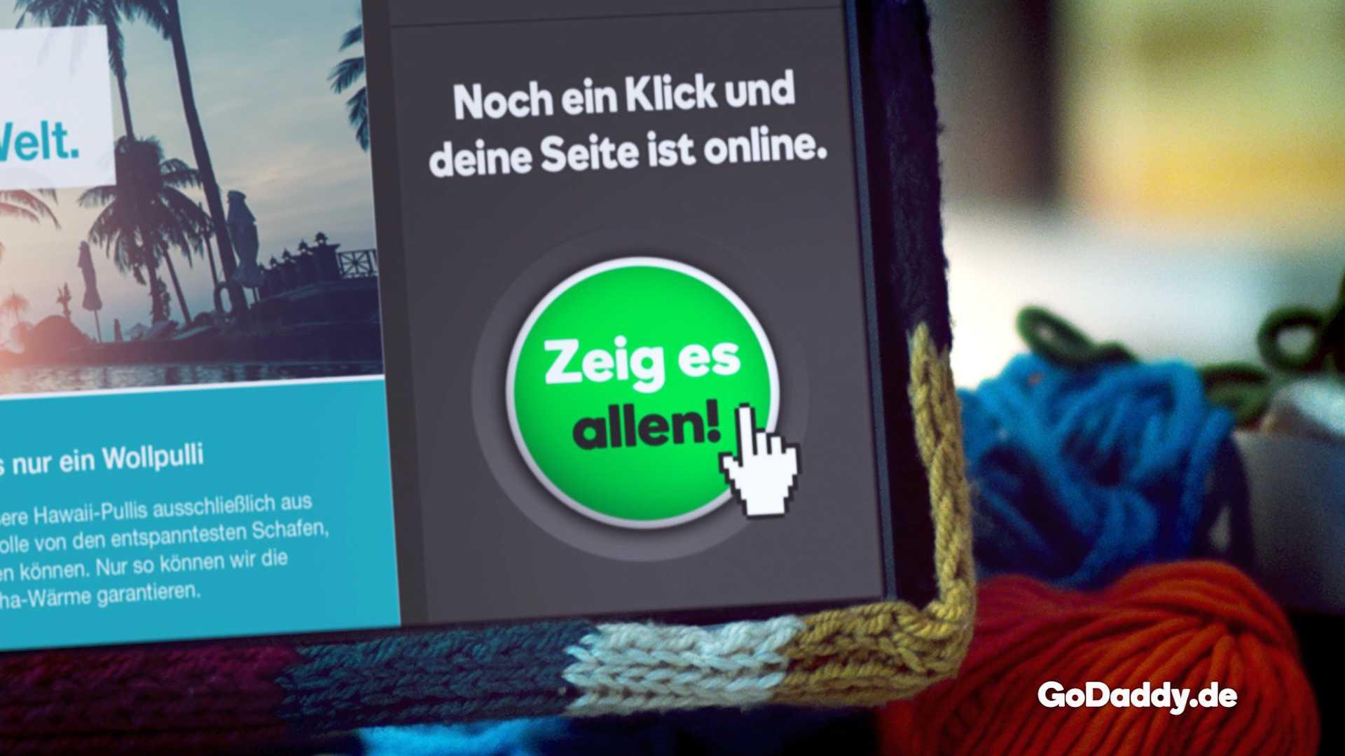 GoDaddy startet deutsche Webhosting-Angebote