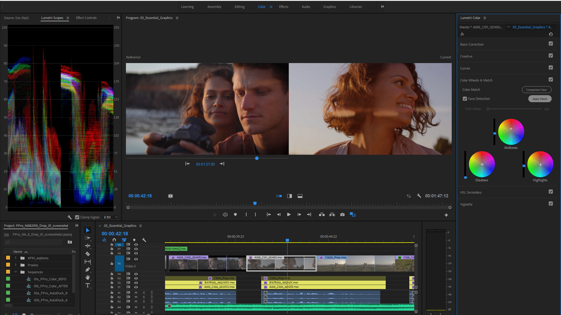Adobe: Automatik für Premiere Pro, After Effects und Audition