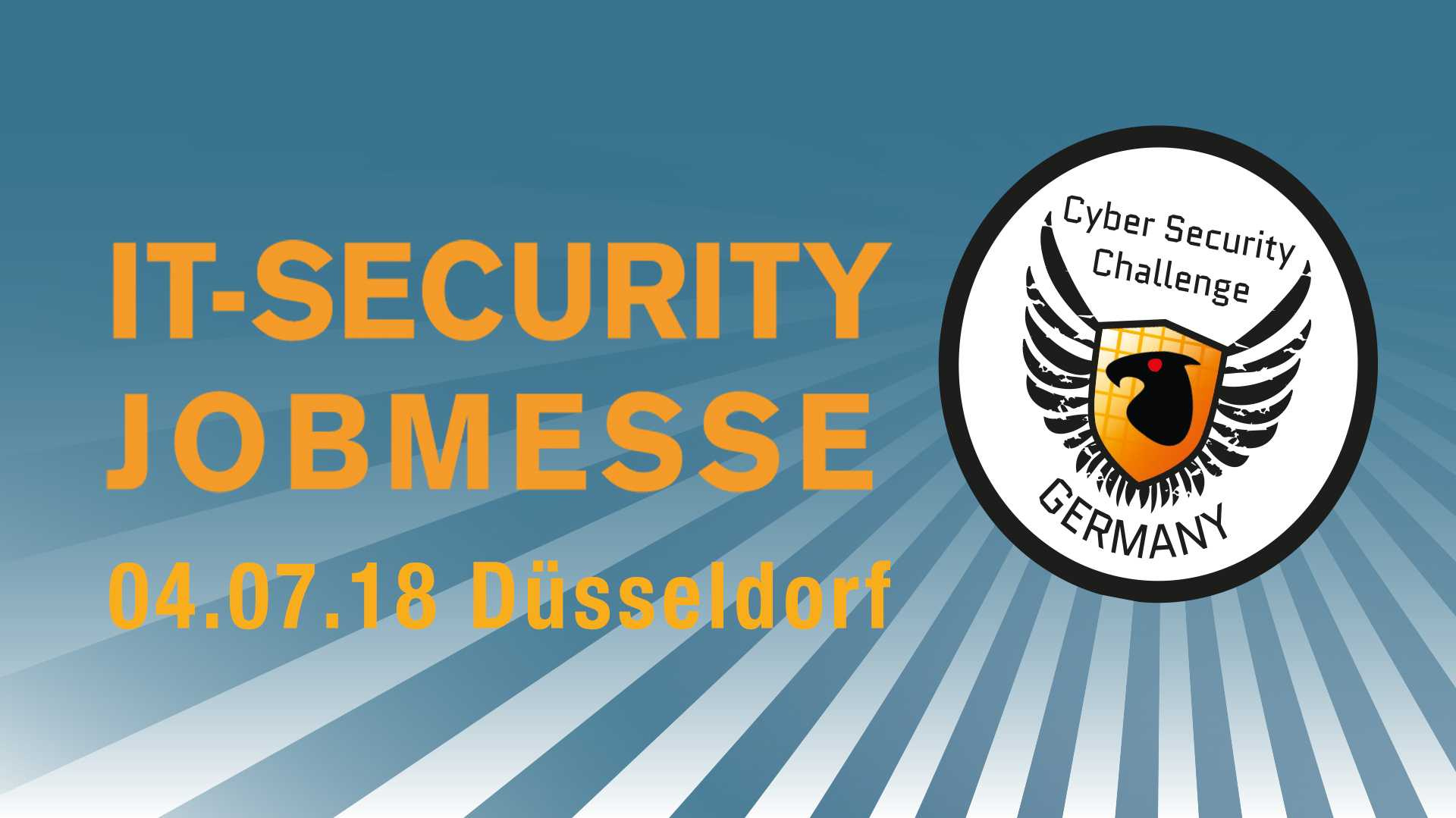 Cyber Security Challenge Germany 2018: Jobmesse für IT-Security-Talente