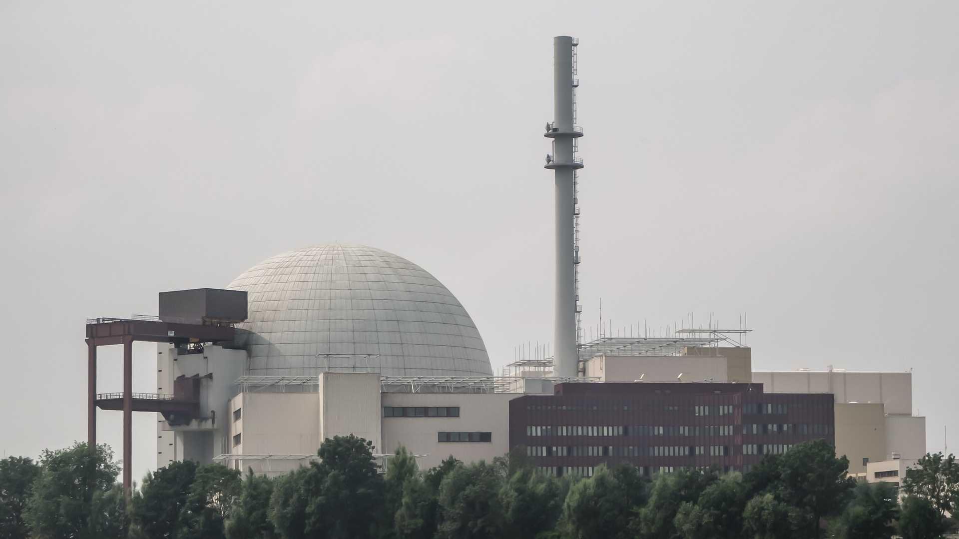 Atomkraftwerk Brokdorf geht wieder ans Netz