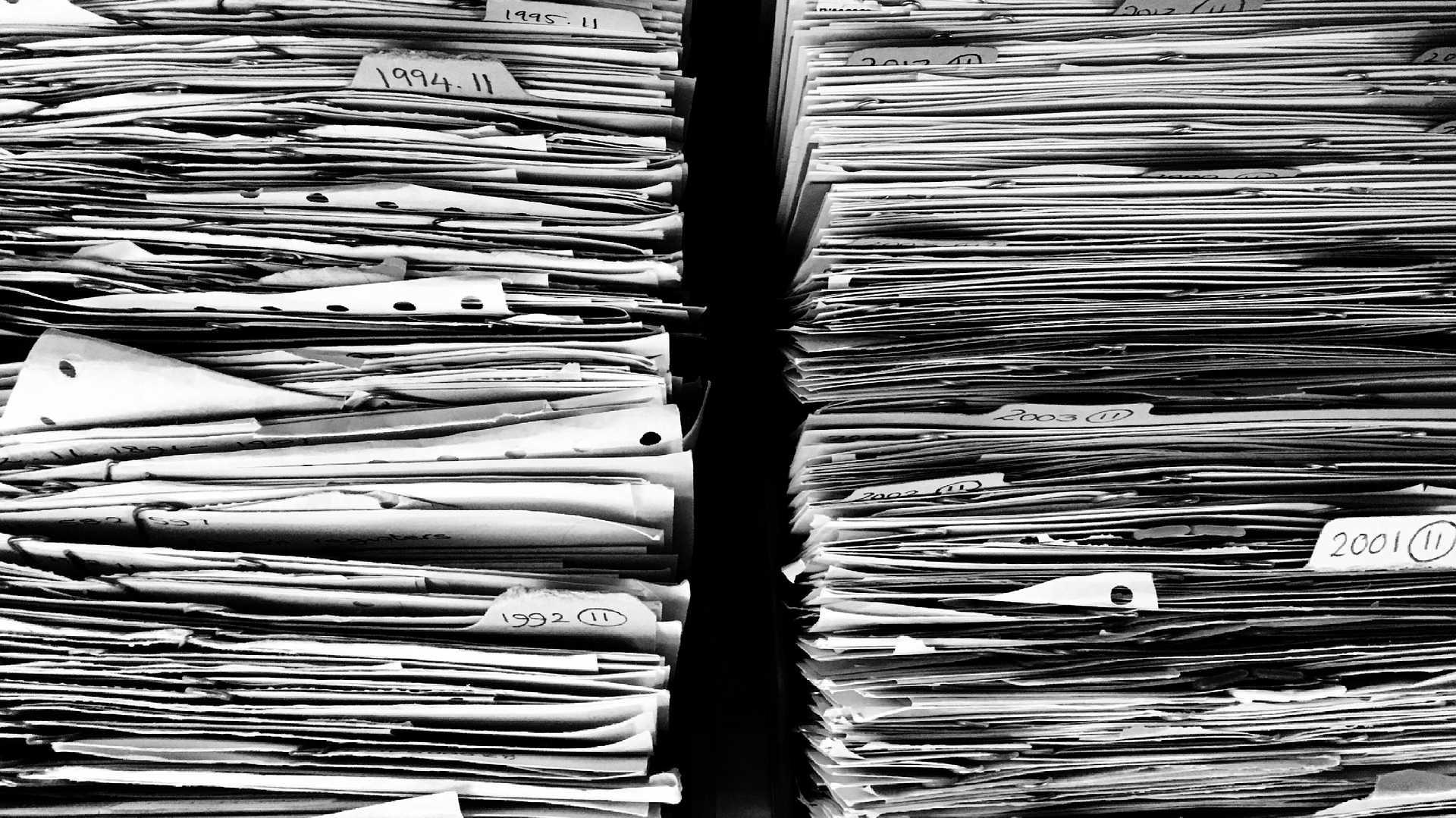 Kommentar zur DSGVO: Schluss mit der Zettelwirtschaft!