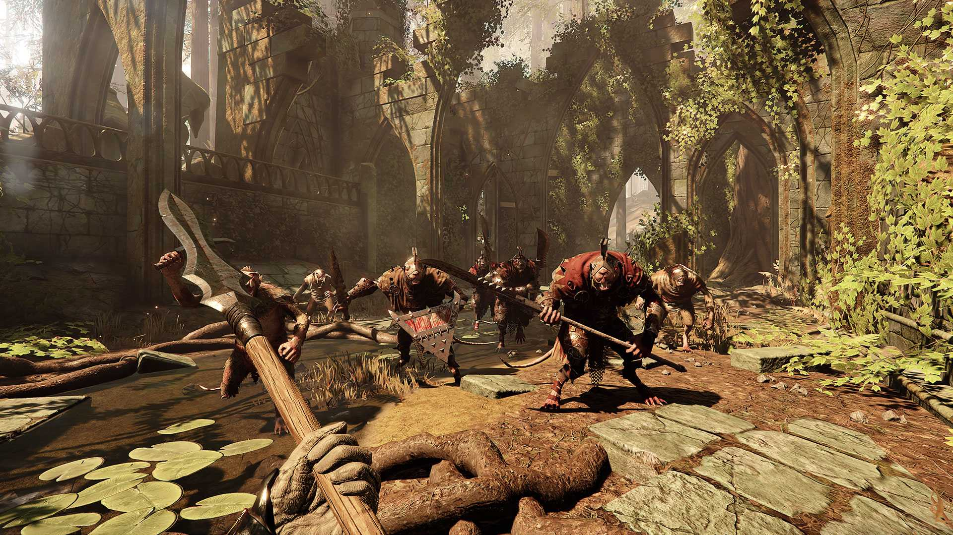 Download: AMD-Grafiktreiber 18.6.1 mit Performance-Plus in Warhammer Vermintide 2
