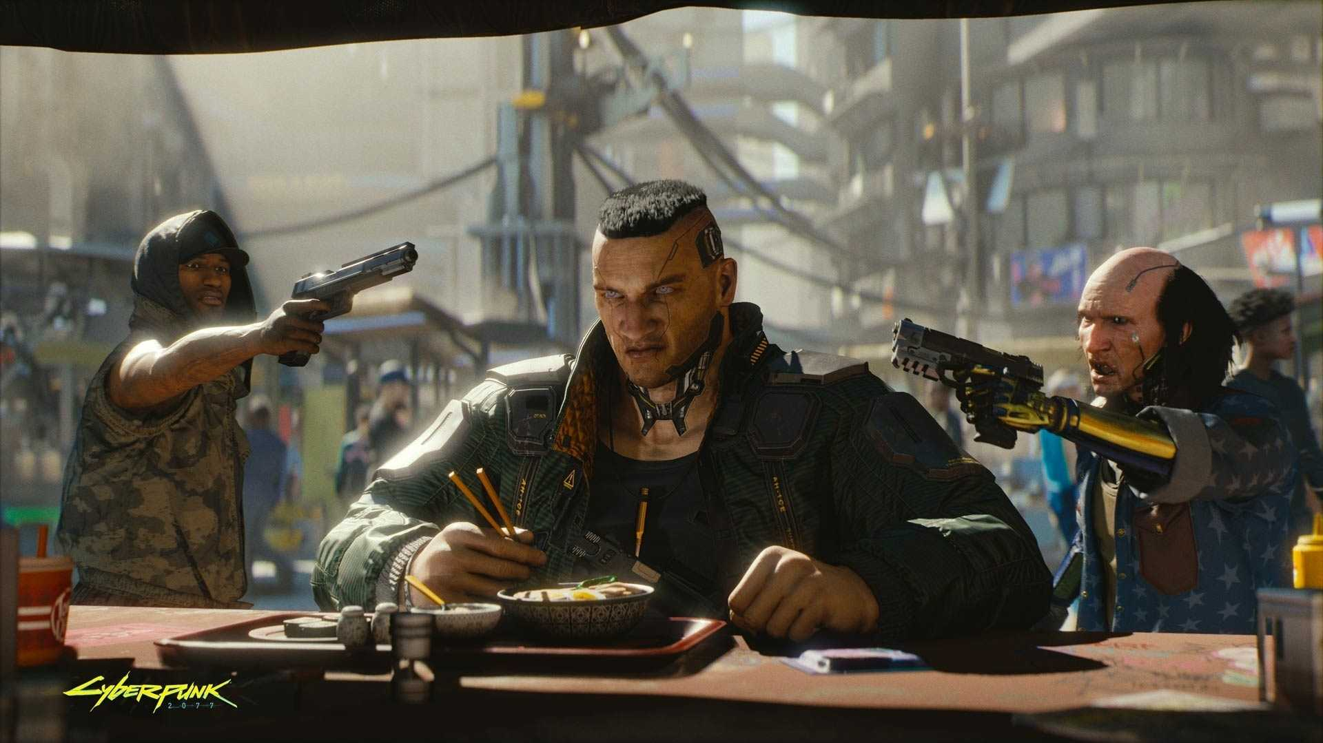 Cyberpunk 2077: Erster Blick auf das wohl beste Spiel der E3