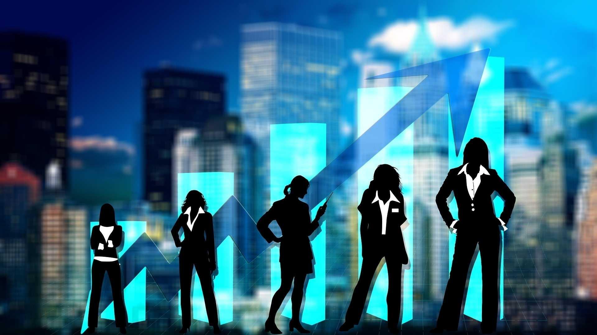 Studie: Frauenanteil in Chefetagen deutscher Firmen steigt sehr langsam