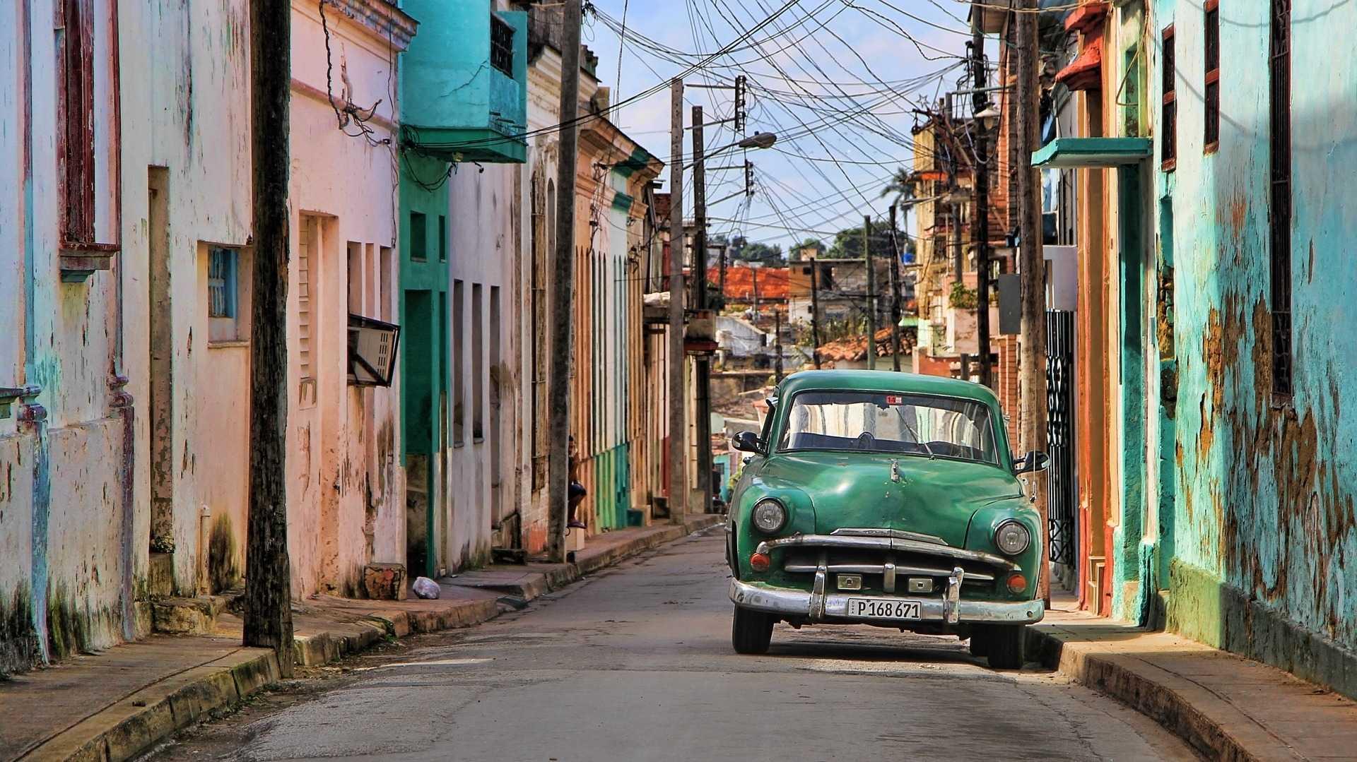 Kuba bietet mobiles Internet an