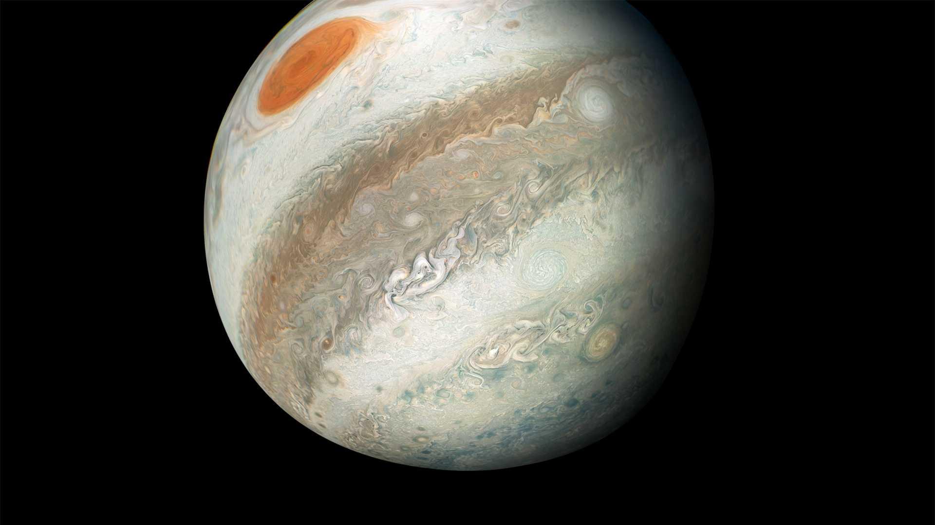 Astronomen entdecken gleich zwölf neue Jupiter-Monde
