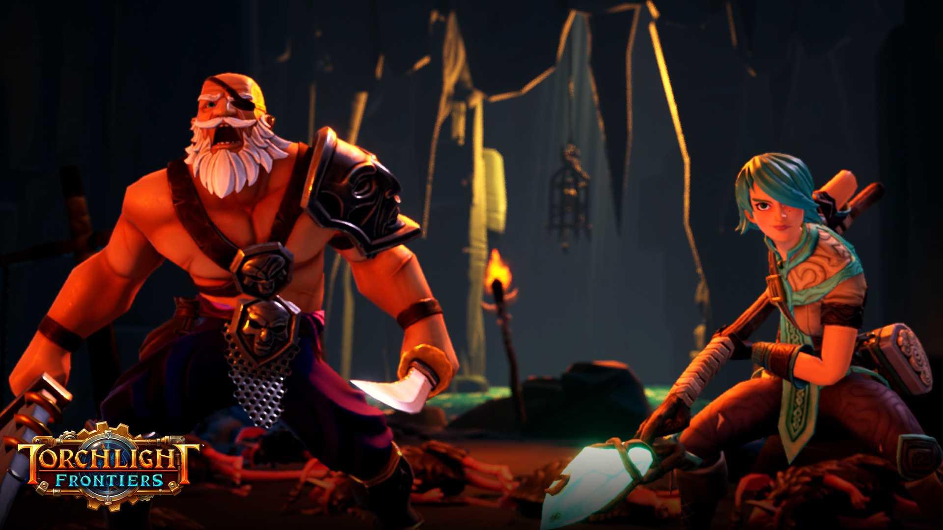 Torchlight Frontiers: Entwickler wollen mit Spielern über F2P-Konzept debattieren