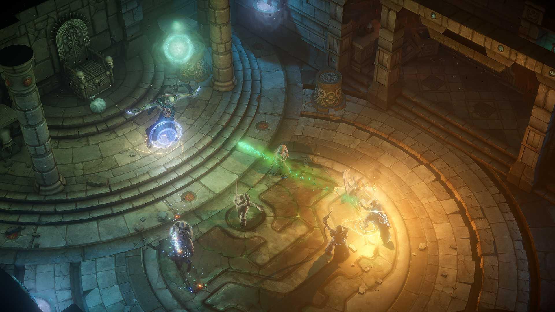 Pathfinder - Kingmaker angespielt: Retro-RPG für Profis