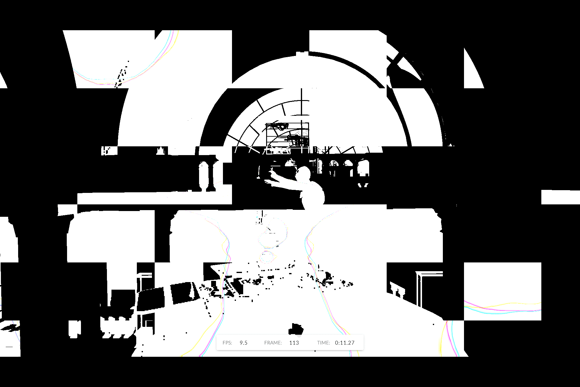 Grafikfehler im 3DMark Night Raid