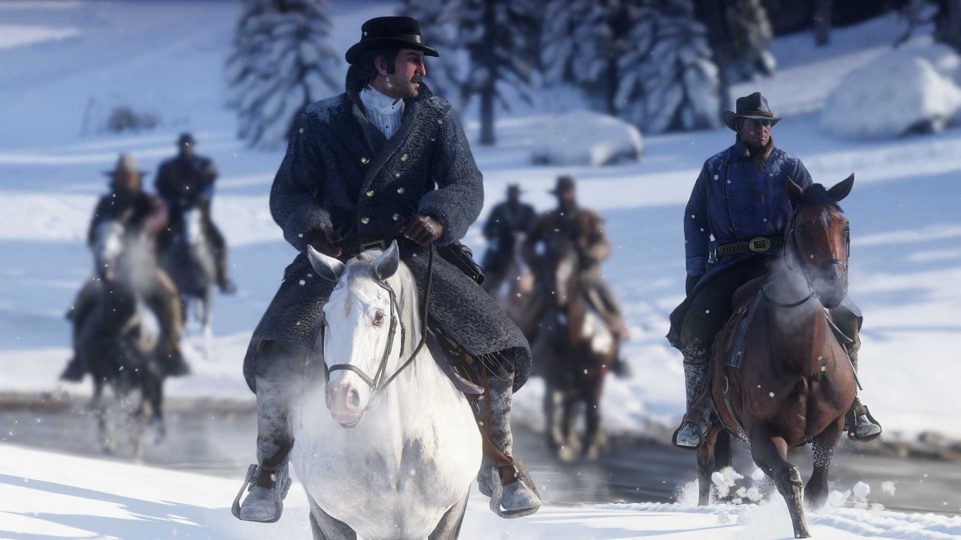 Red Dead Redemption 2: Die Entschleunigung des Action-Adventures