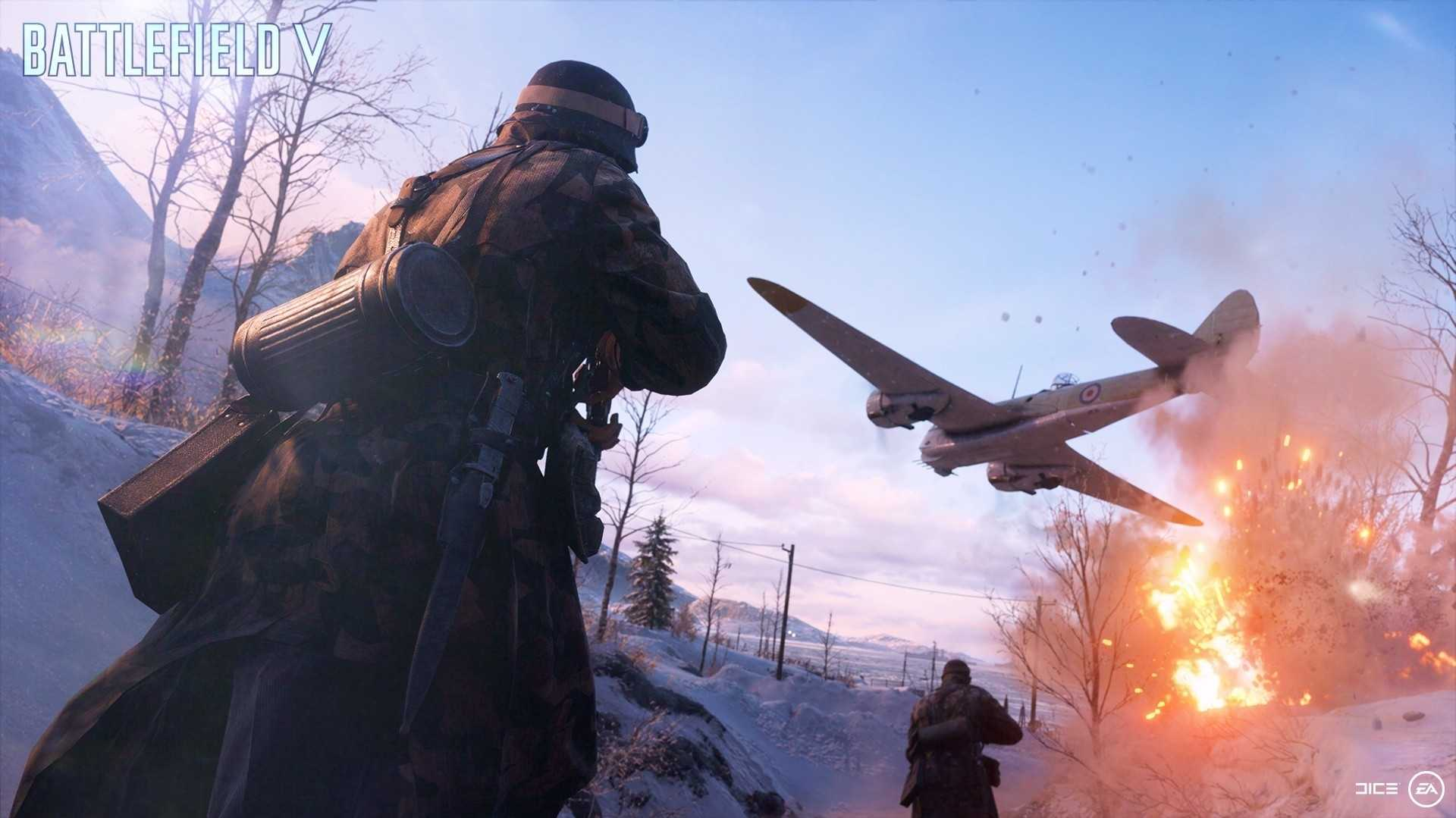 Battlefield V: Optimierter AMD-Grafiktreiber 18.11.2 Beta zum Download
