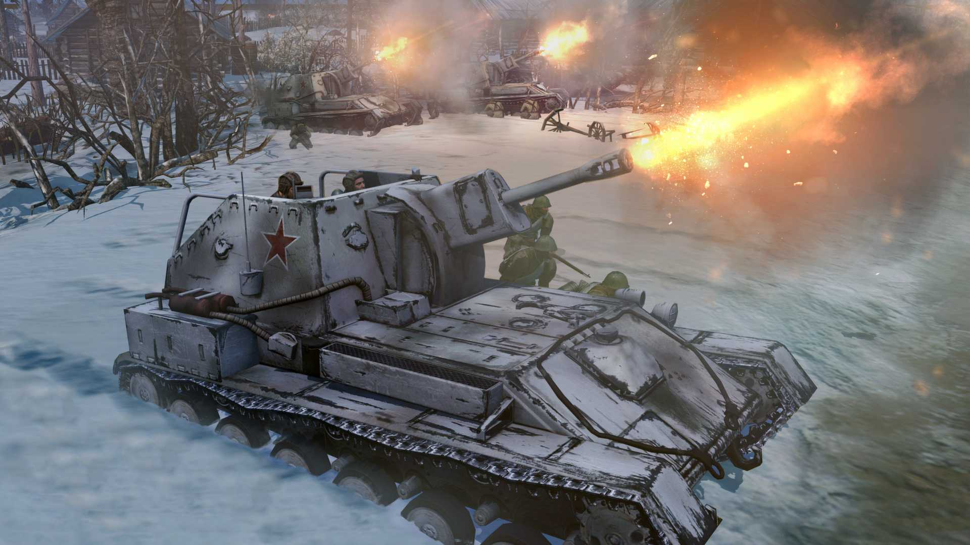 Company of Heroes 2 gibt es kostenlos bei Steam