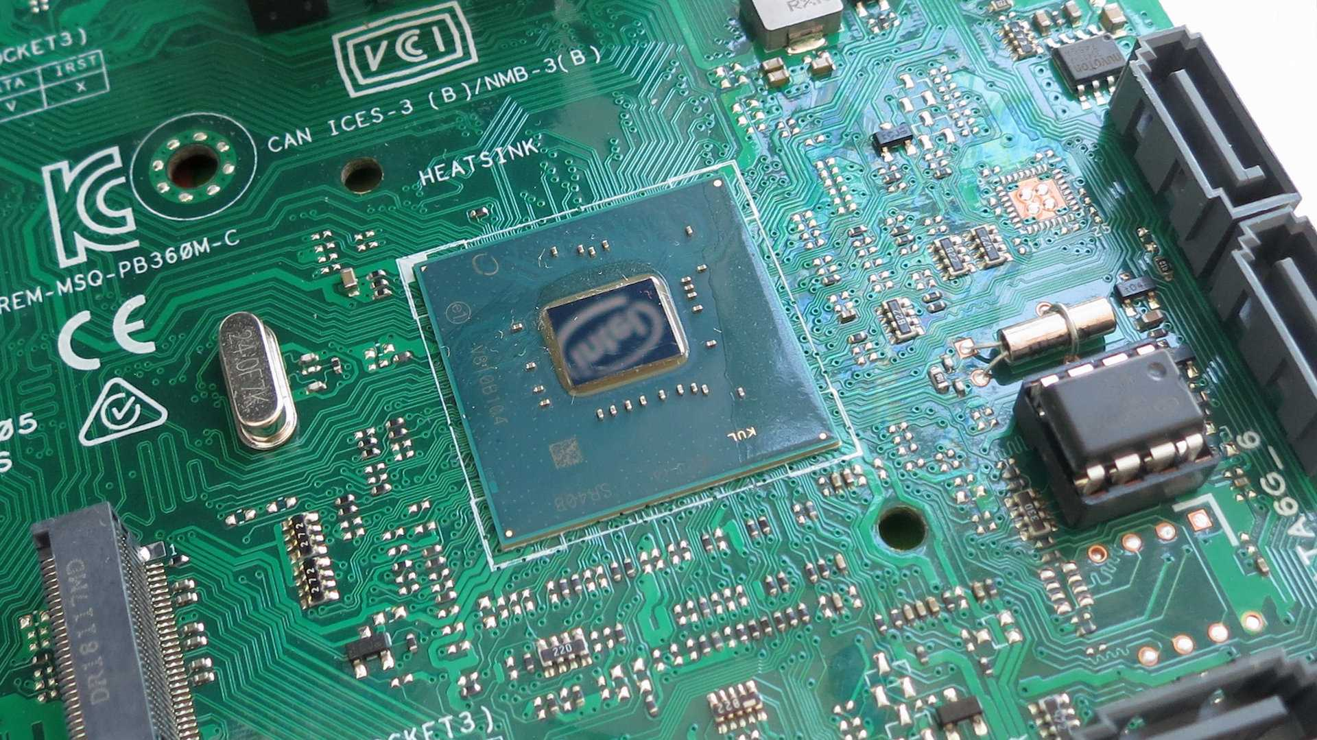 Intel-Chipsatz B360 (Serie 300)