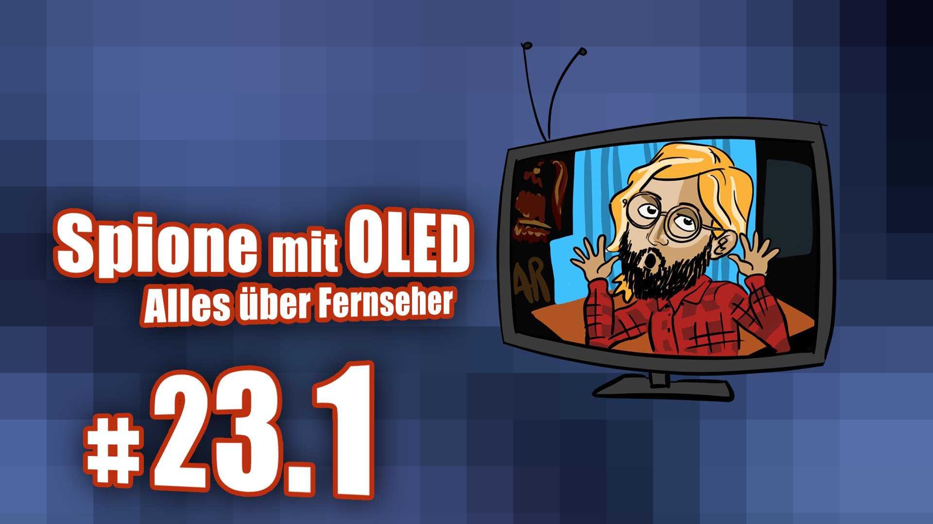 c't uplink 25.3: Spione mit OLED -- Alles über Fernseher