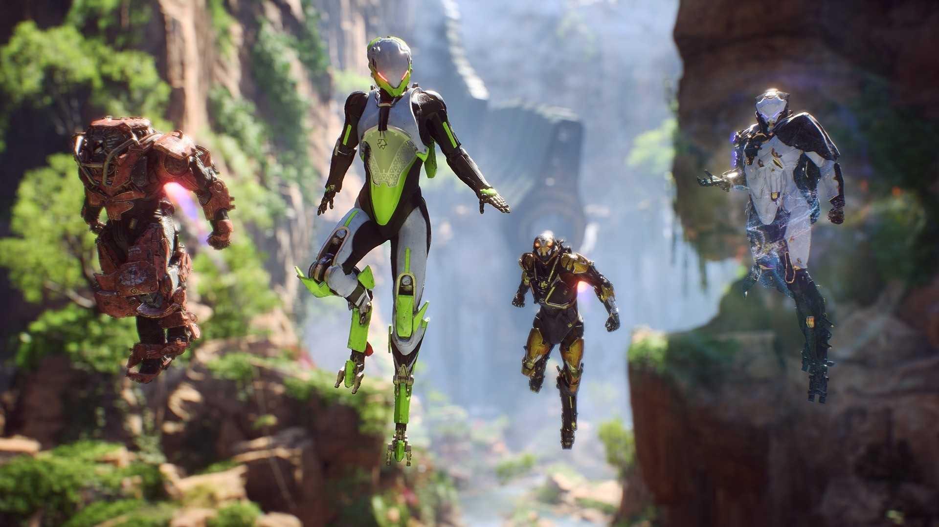 Anthem angespielt: Lahmer Shooter-Snack der Mass-Effect-Macher